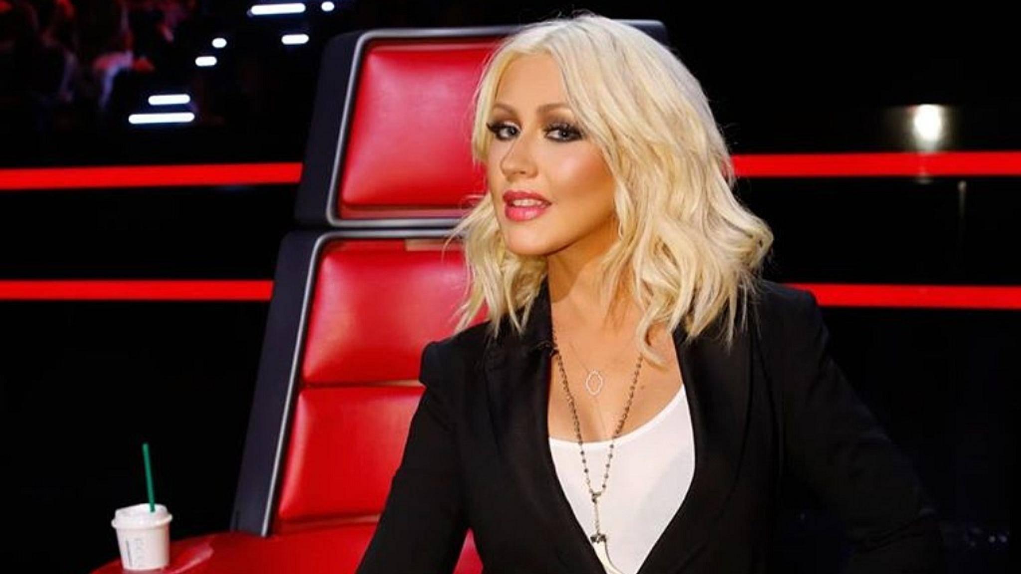 Christina Aguilera _ Facebook/christinaaguilera