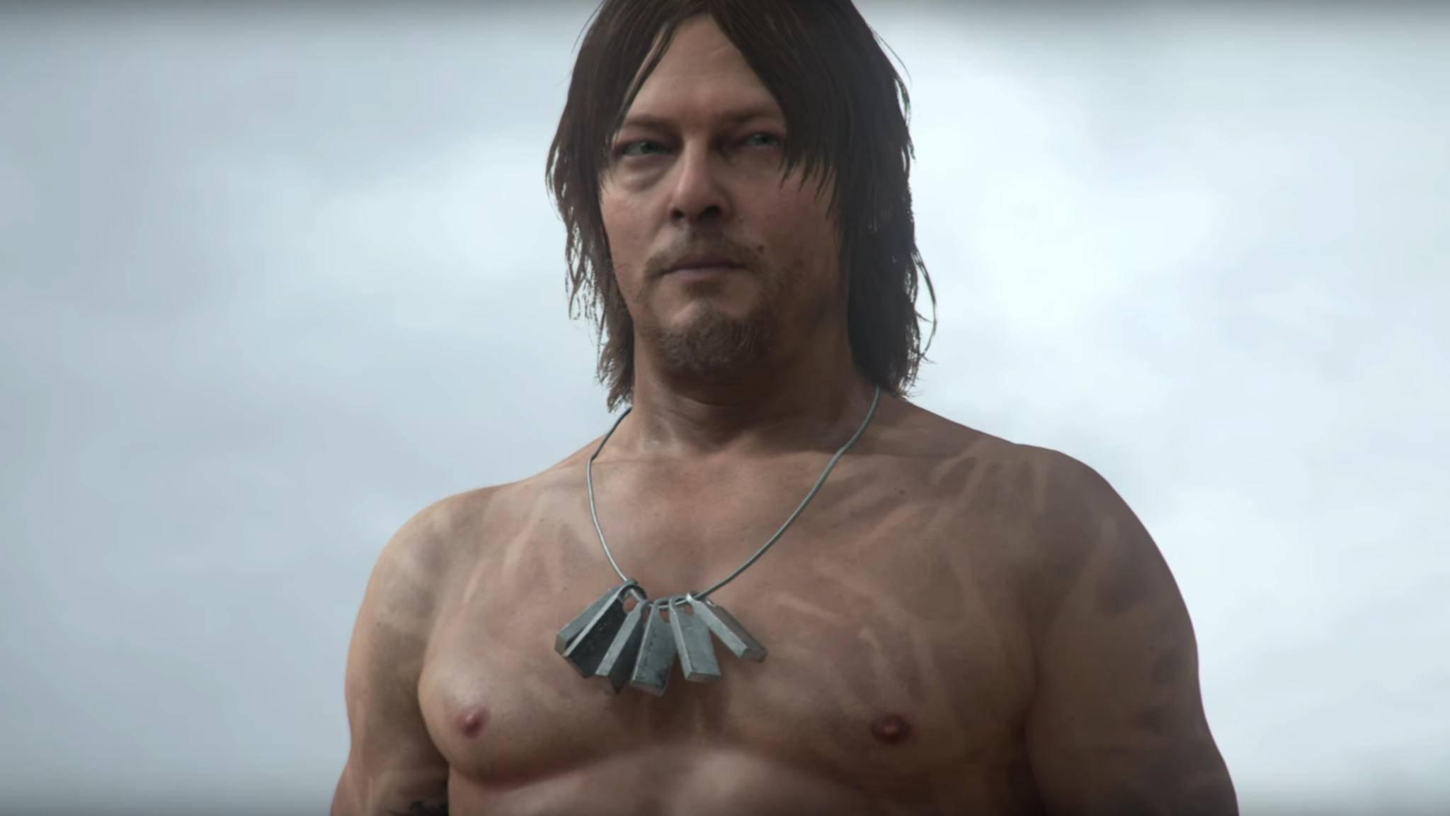 """Sam Porter Bridges schaut nochmal nach, aber ja: Auch """"Death Stranding"""" gehört zu den PS4-Spielen, die uns 2019 wahrscheinlich erwarten."""