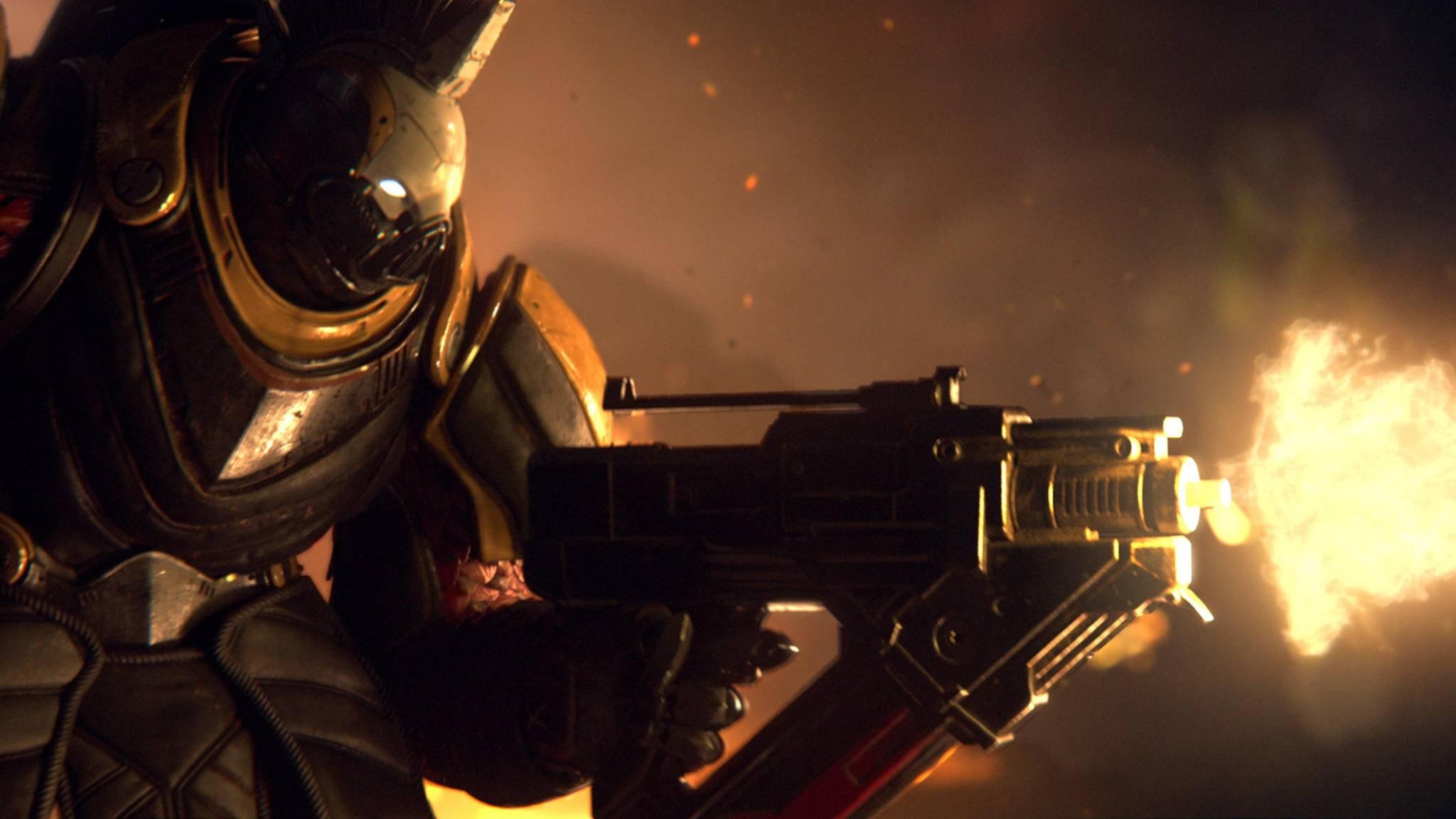 """Die """"Destiny 2""""-Macher von Bungie nehemn offenbar gern mal Arbeit mit nach Hause..."""