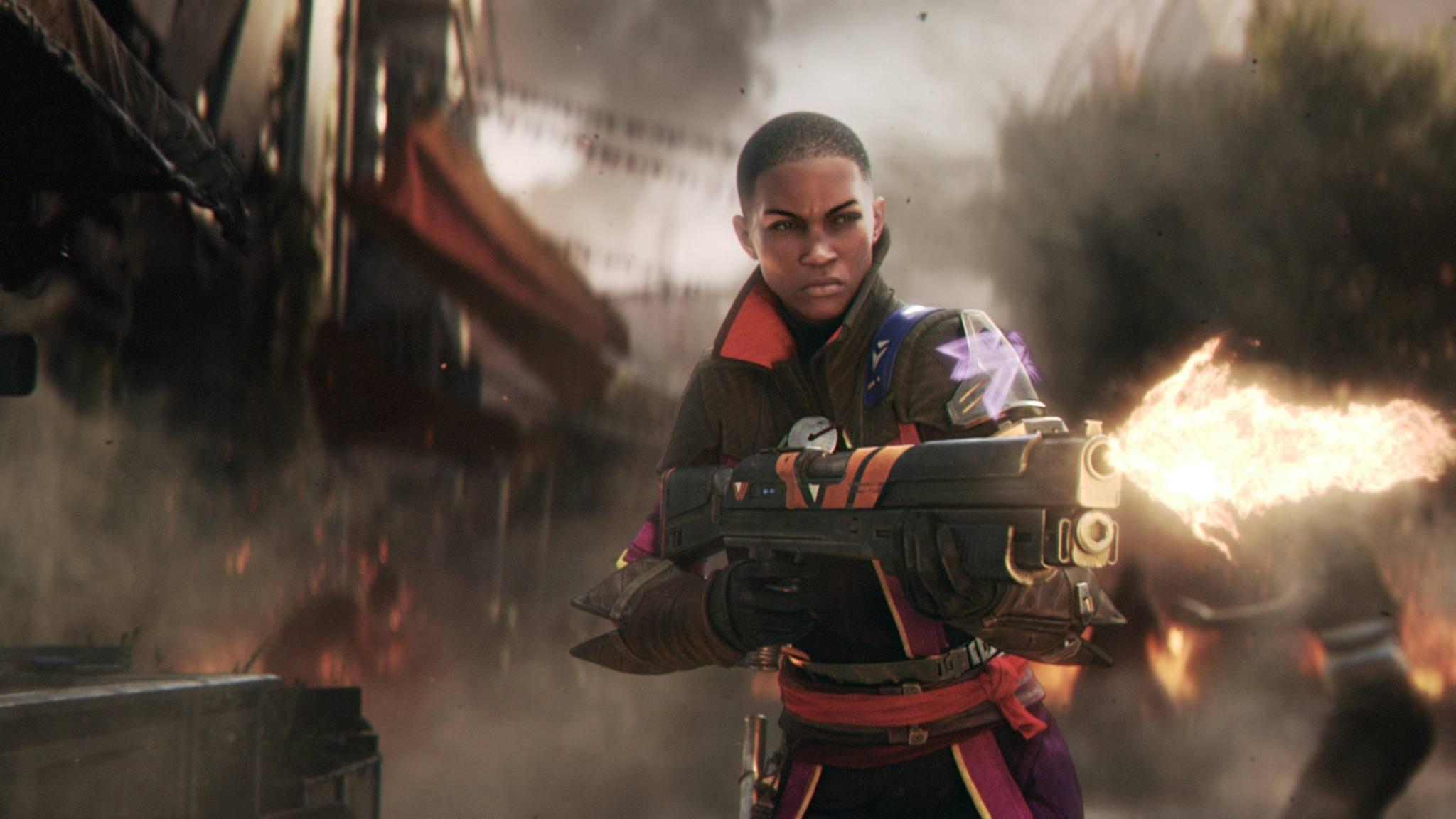 """""""Destiny 2"""": Auch als Einzelspieler kannst Du mit dem MMO-Blockbuster viel Spaß haben."""