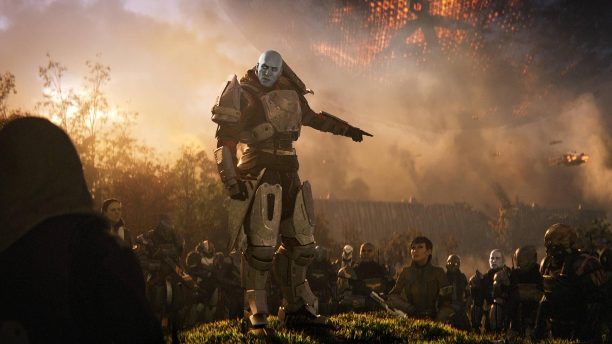 """Bungie freut sich über das Feedback der Tester zu Fehlern in """"Destiny 2""""."""
