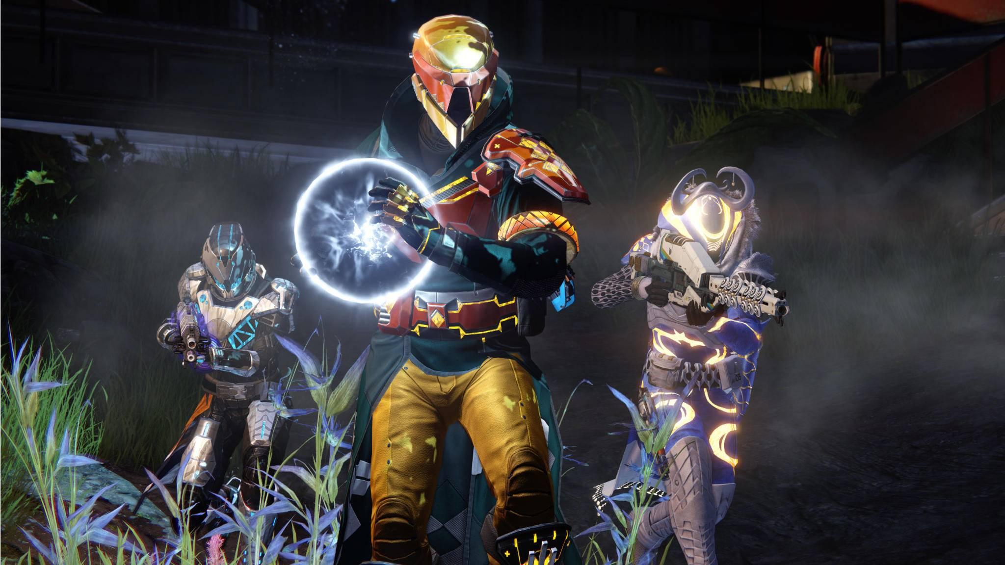 """Kommt """"Destiny 2"""" noch 2017 auf den Markt?"""