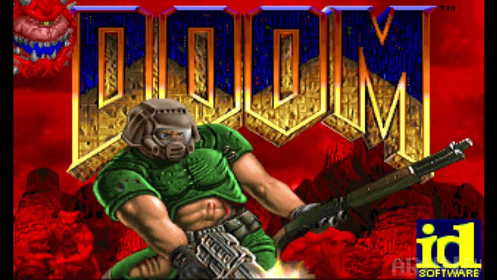 """""""Doom"""" erschien 1993 für PC. Mittlerweile hat es der Shooter weit gebracht."""