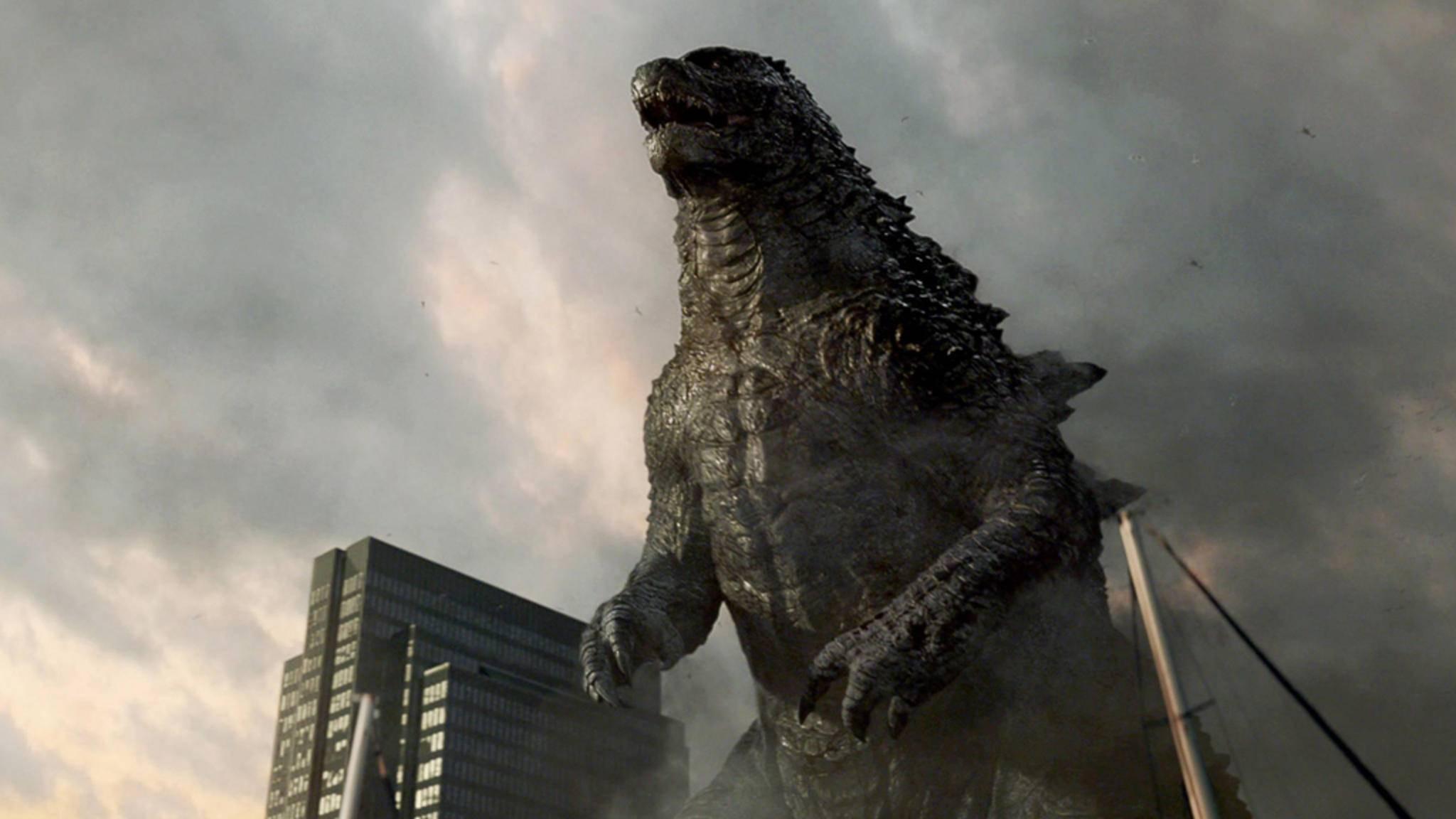 Godzilla trifft im Sequel auf tierisch schwere Gegner.