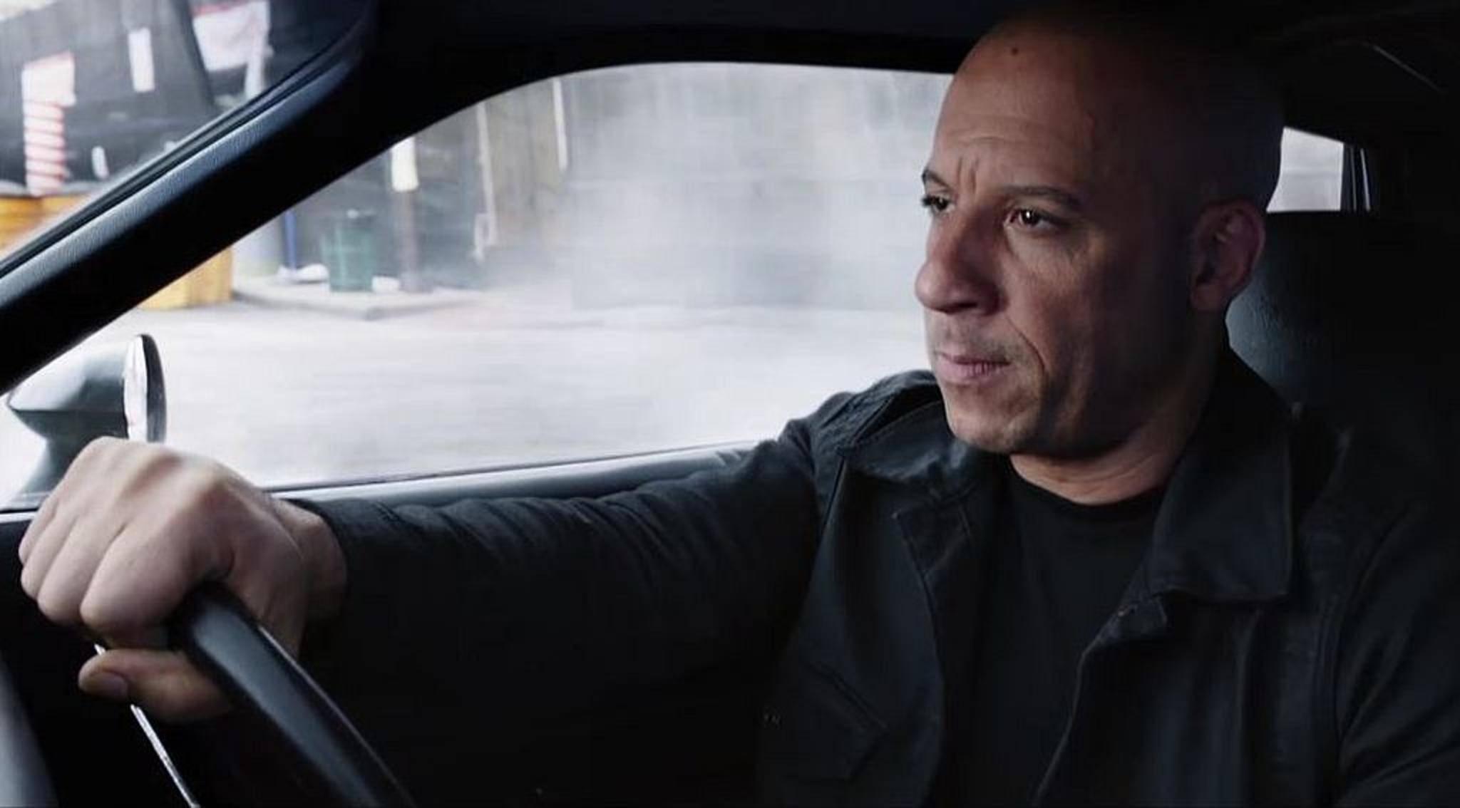 """Wechselt Dom (Vind Diesel) in """"Fast and Furious 8"""" wieder die Seiten?"""