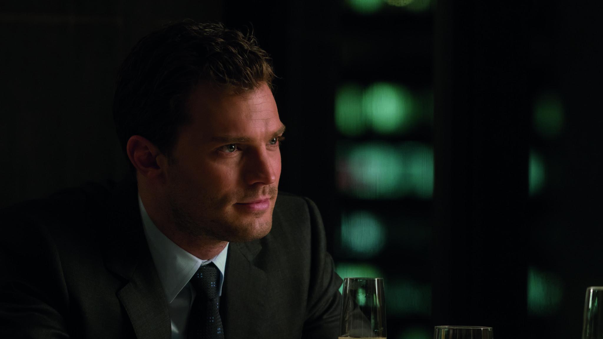 """Ein Gentleman genießt und schweigt? Nicht so Jamie Dornan über die Dreharbeiten zu """"Befreite Lust""""."""