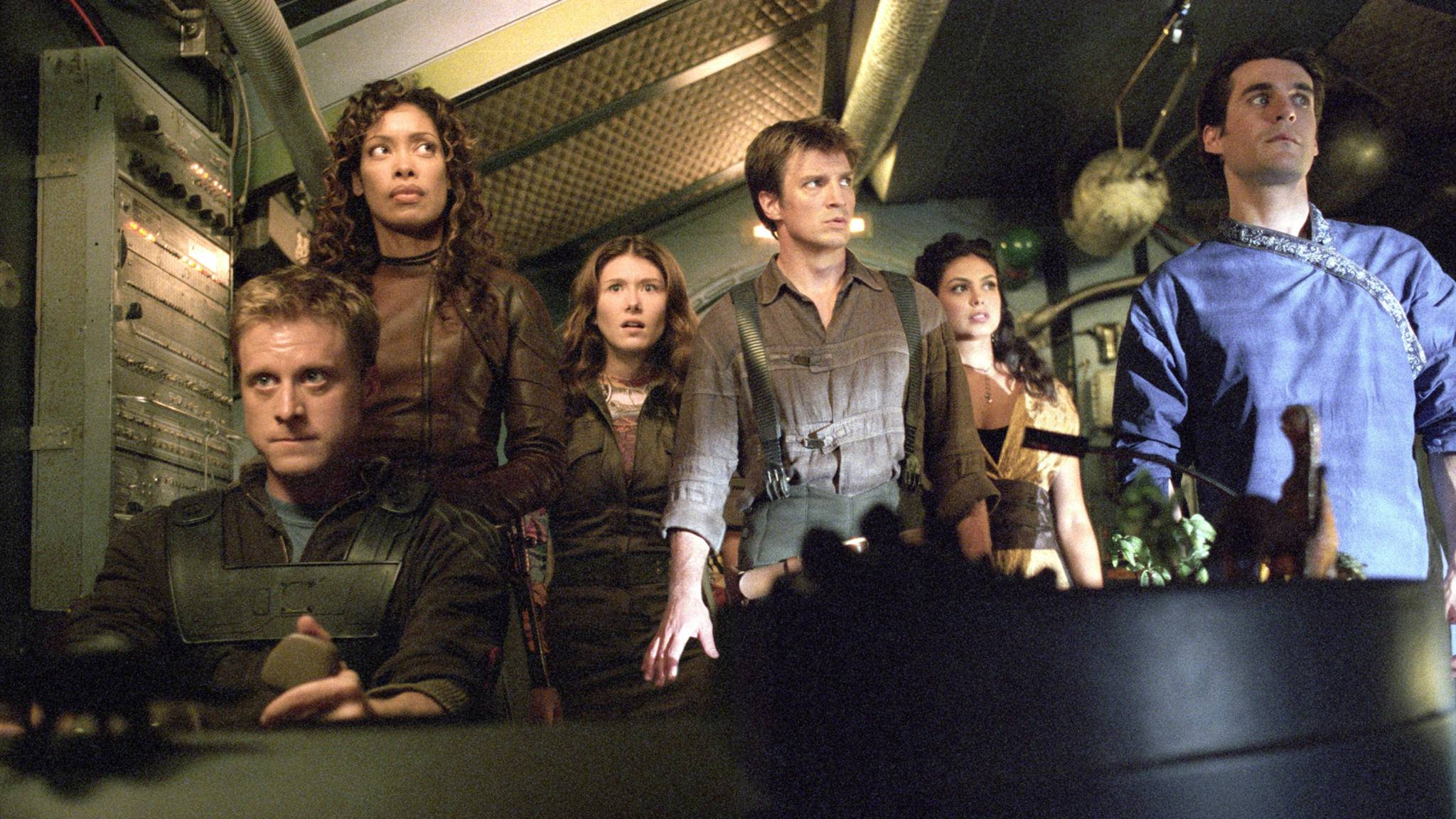 """Ob die Crew der Serenity tatsächlich in einer Fortsetzung von """"Firefly"""" durchstarten wird?"""
