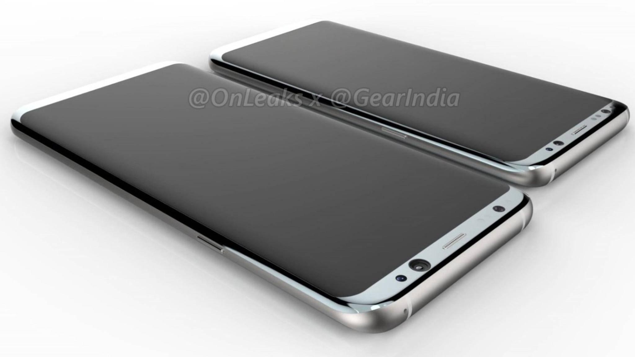Das Galaxy S8 bekommt eine leicht verbesserte Musik-App.