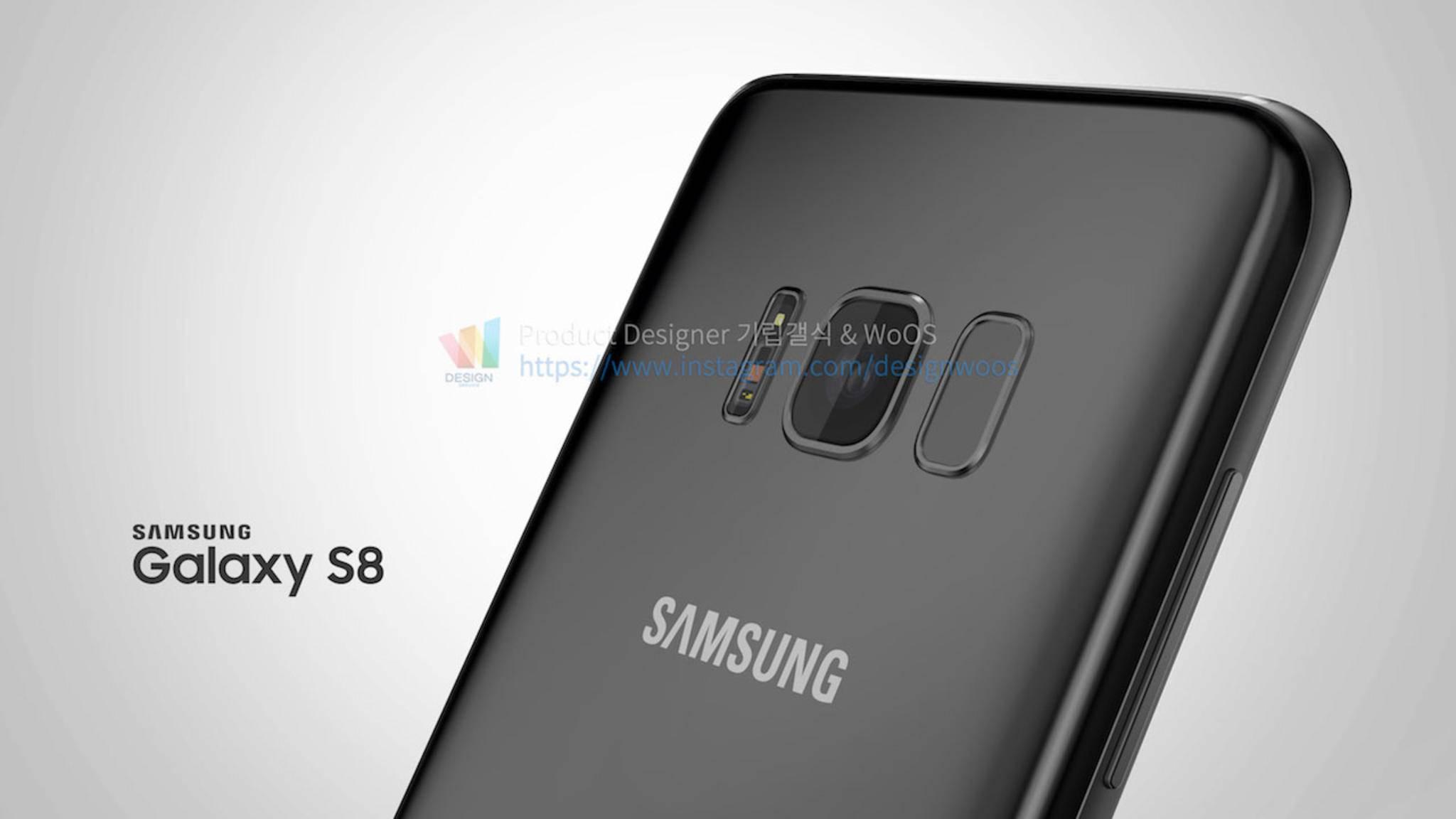 Das Samsung Galaxy S8 soll möglicherweise eine High-Speed-Cam bekommen.