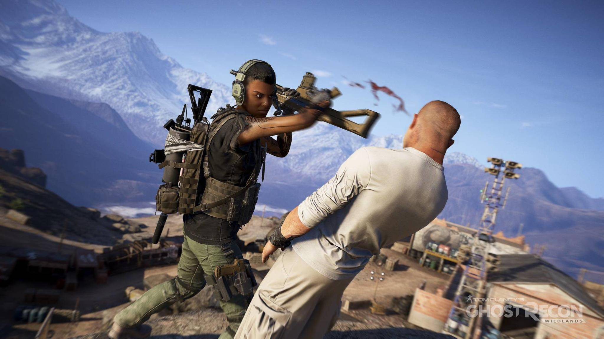 "Für ""Ghost Recon: Wildlands"" gibt es einen Day-One-Patch."