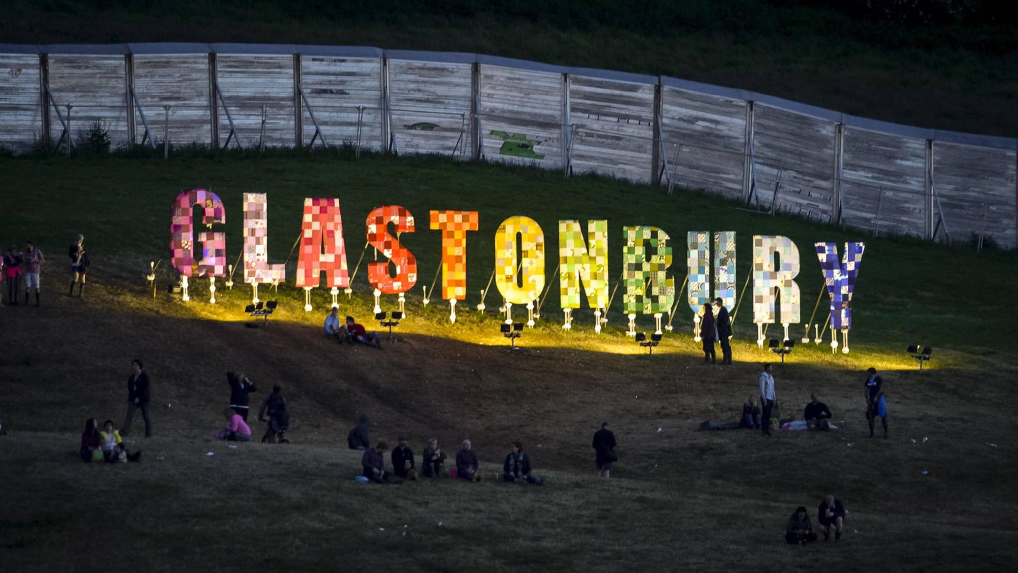 Könnten sich Pink Floyd eventuell für das Glastonbury 2017 wieder vereinen?