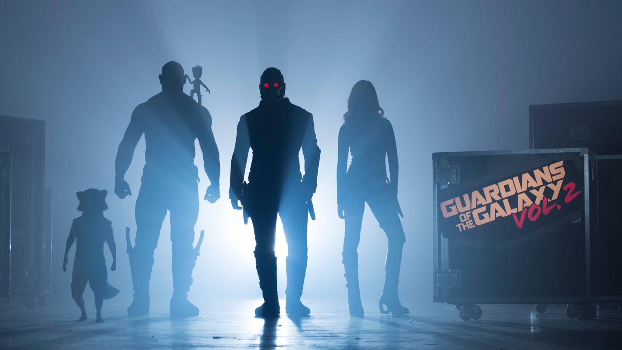 Die Guardians of the Galaxy wurden 2014 überraschend zum Kinohit.
