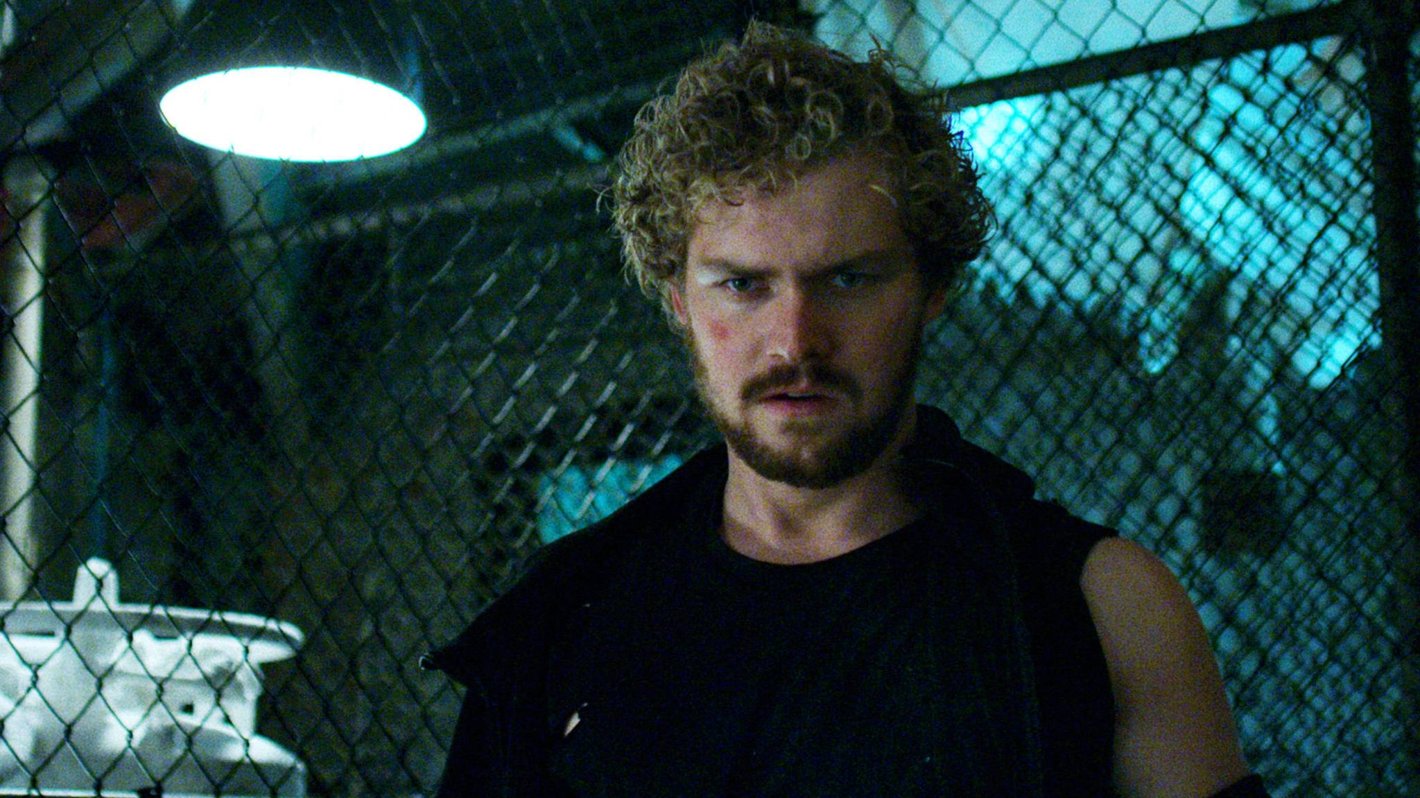 "Neuer Serien-Superheld: Finn Jones spielt in ""Iron Fist""."