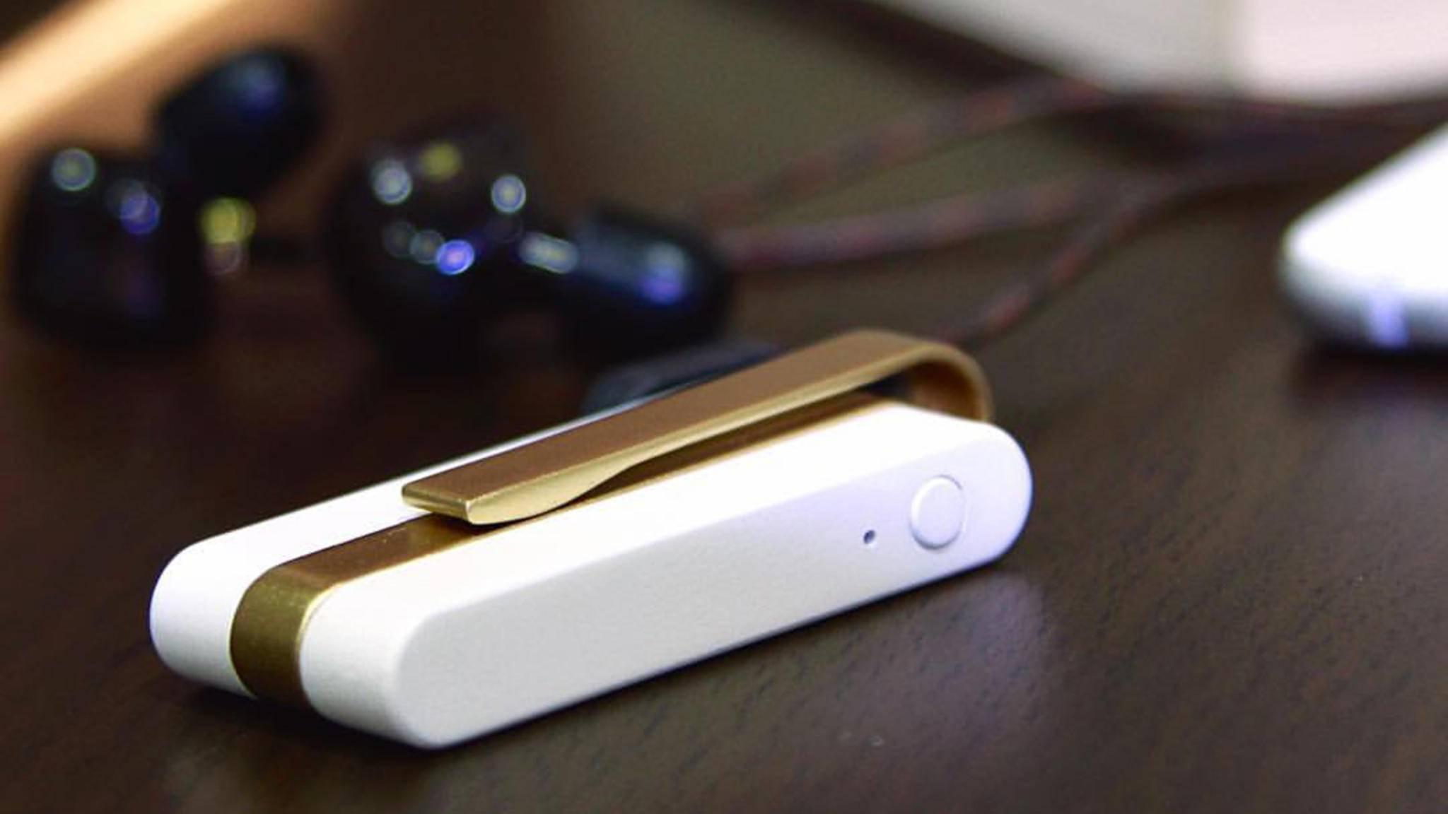 Gestatten: Jack. Das Dongle bringt kabelgebundene Kopfhörer und Bluetooth-Geräte zusammen.