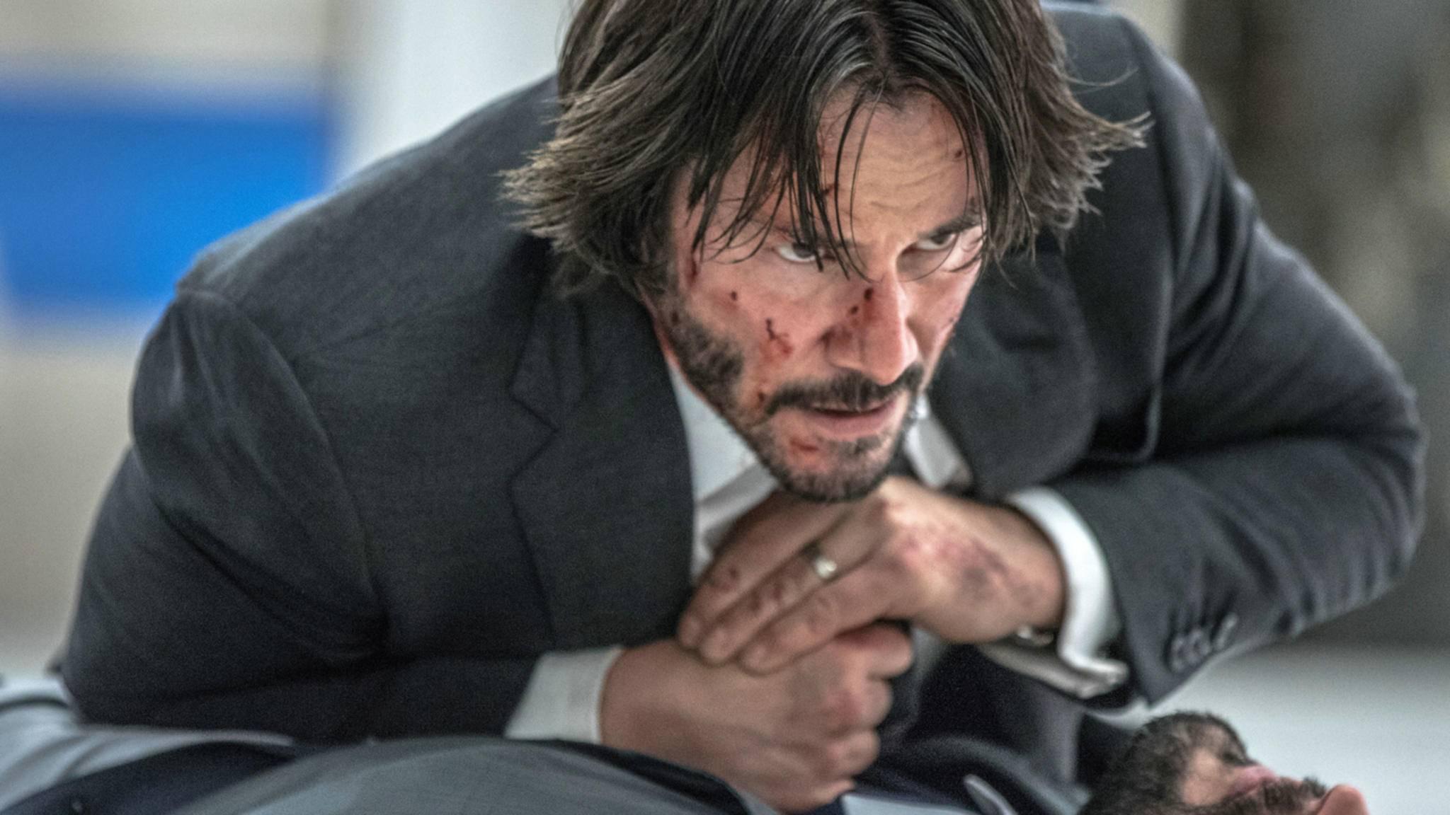 """Auch die geplante Serie zu """"John Wick"""" dürfte actionreich werden."""