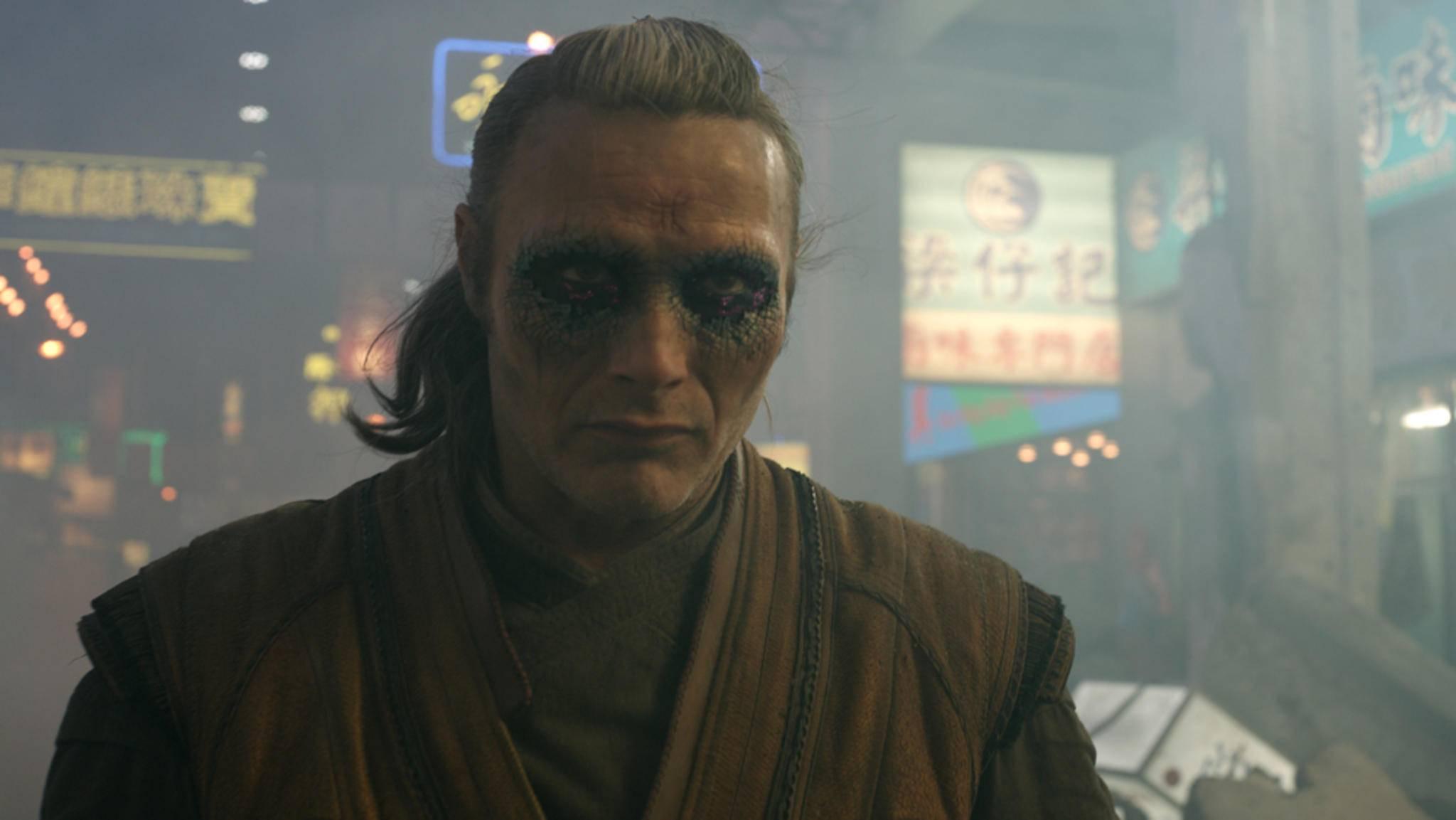 """Gleich mehrere Kaecilius-Szenen tauchten letztlich nicht in """"Doctor Strange"""" auf."""