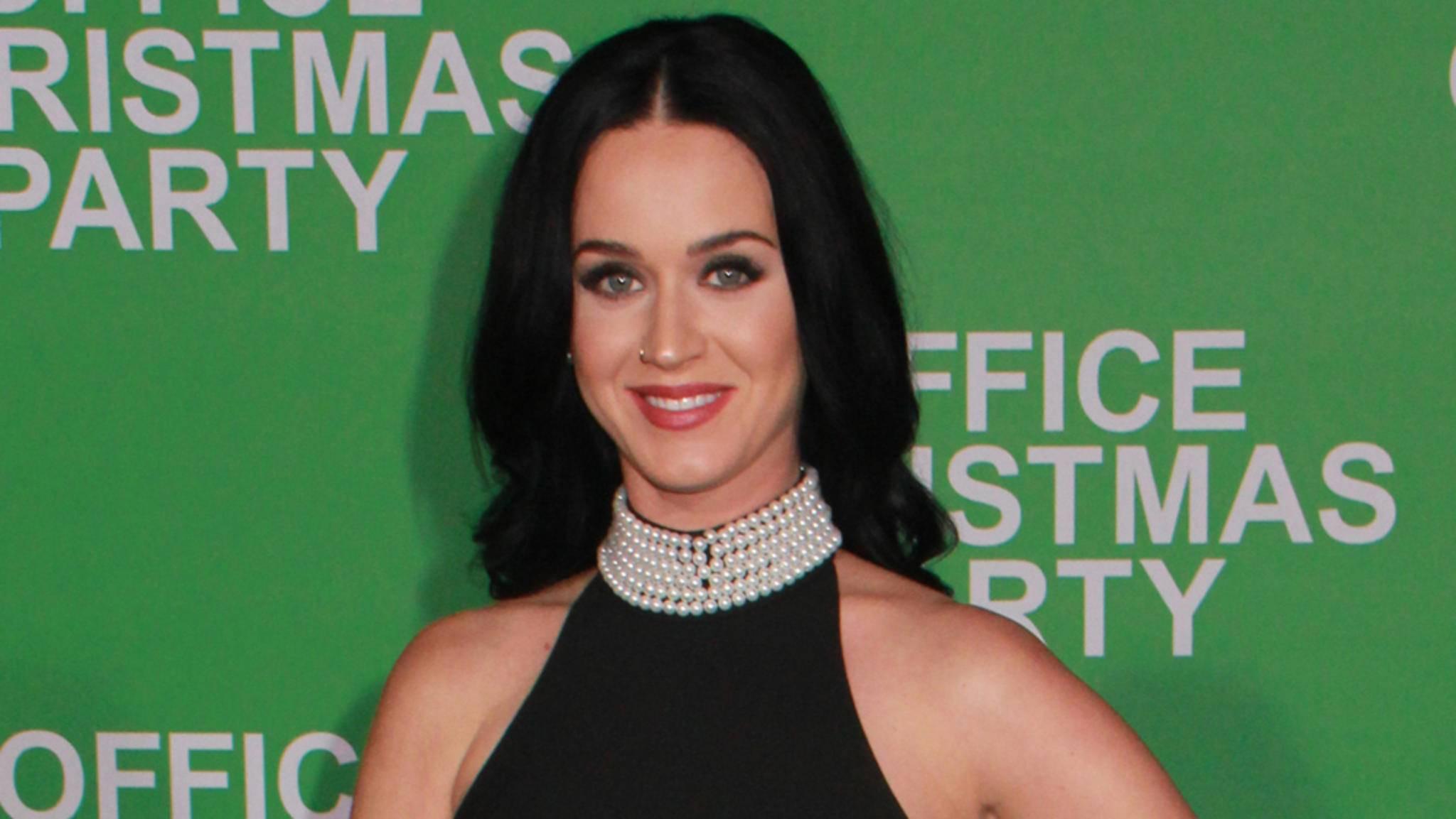 Katy Perry macht aus der Veröffentlichung ihrer neuen Single ein echtes Spektakel.