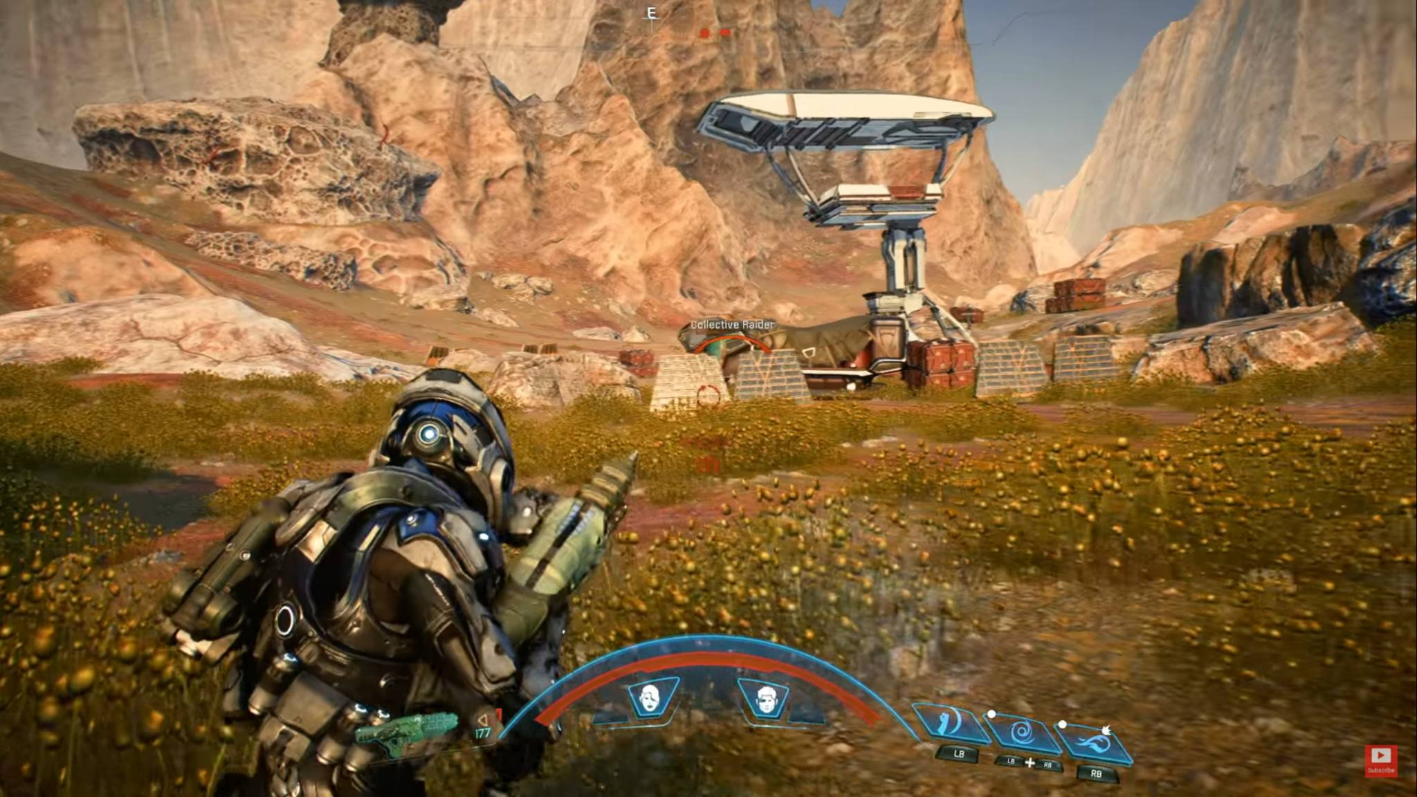"""Mass Effect: Andromeda"" bekommt noch einen Day One Patch spendiert."