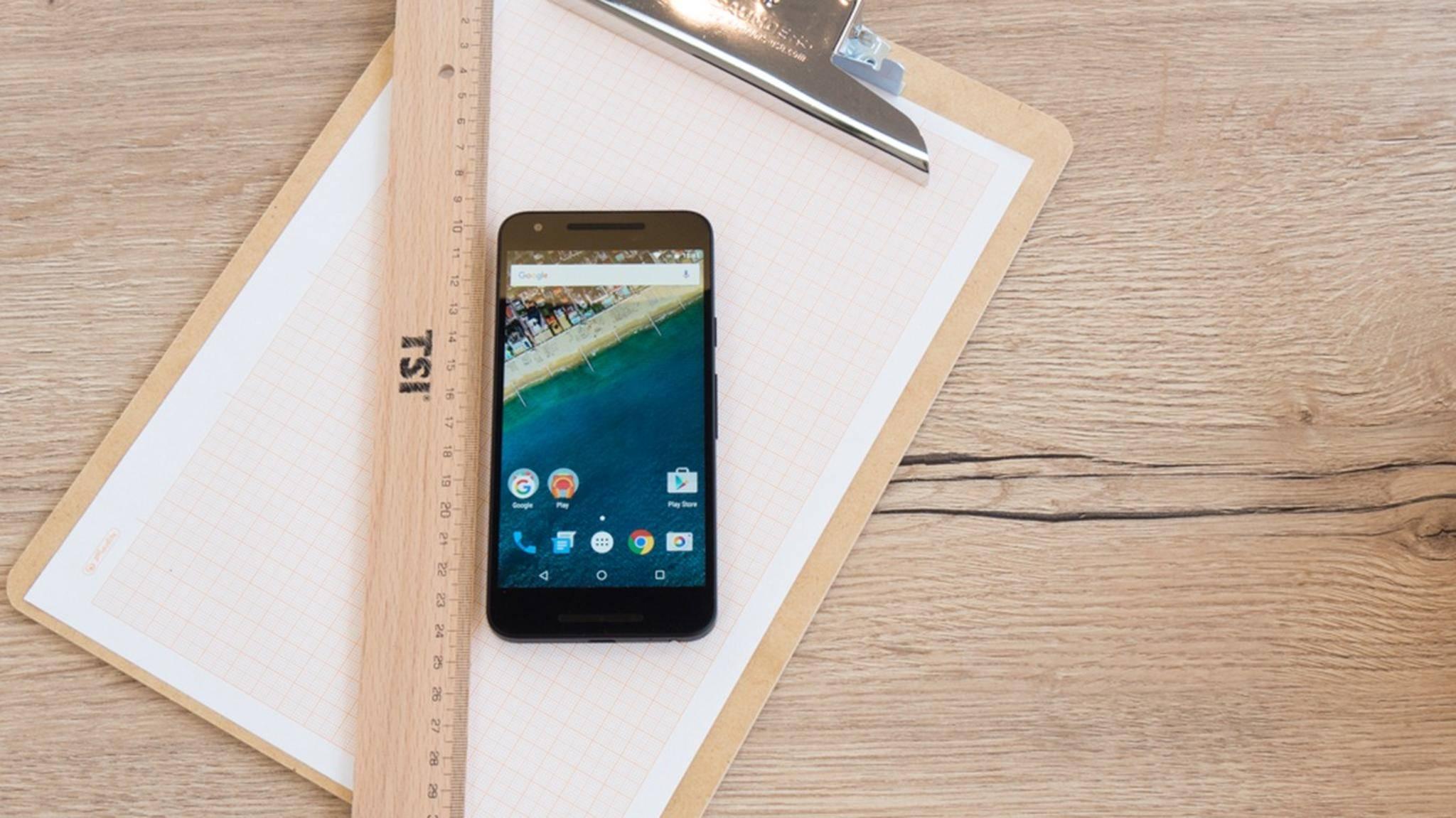 Das Nexus 5X soll auch den Google Assistant erhalten.