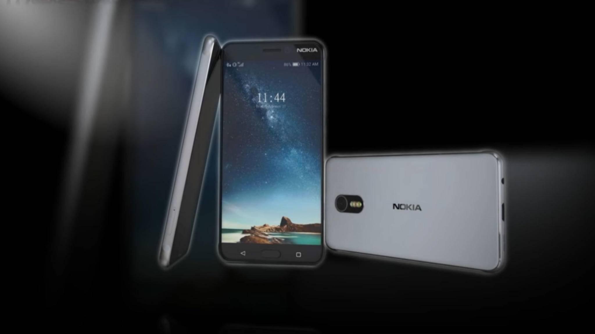 Das Nokia P1 – hier ein Konzeptbild – könnte im Juni erscheinen.