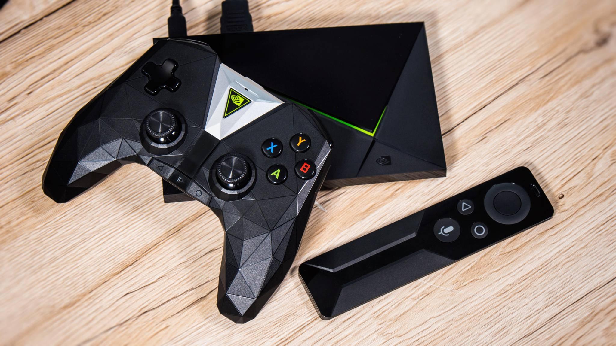Das neue Nvidia Shield TV musste sich im Test beweisen.