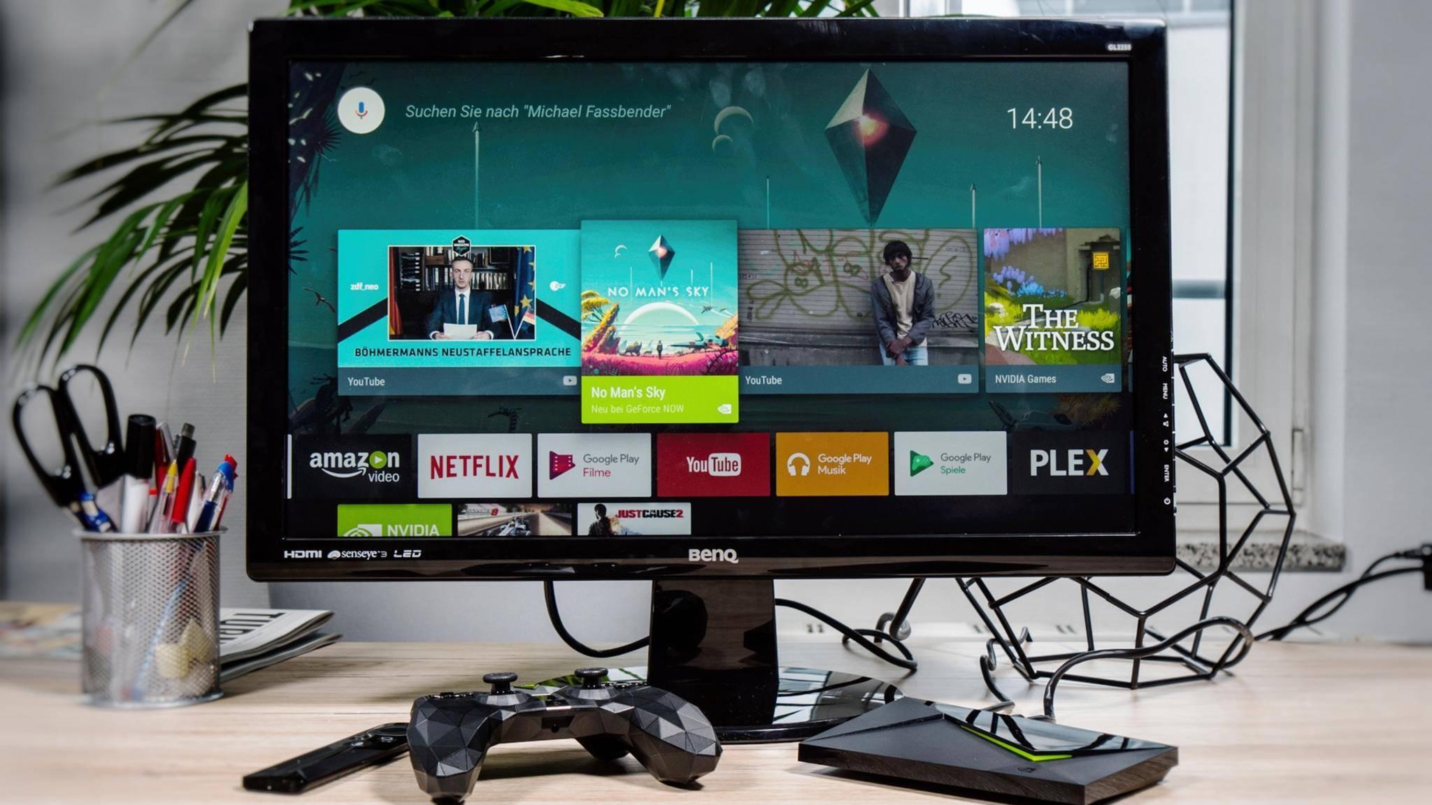 Mit dem Shield TV (2017) stellt Nvidia die zweite Generation seiner Set-Top-Box vor.