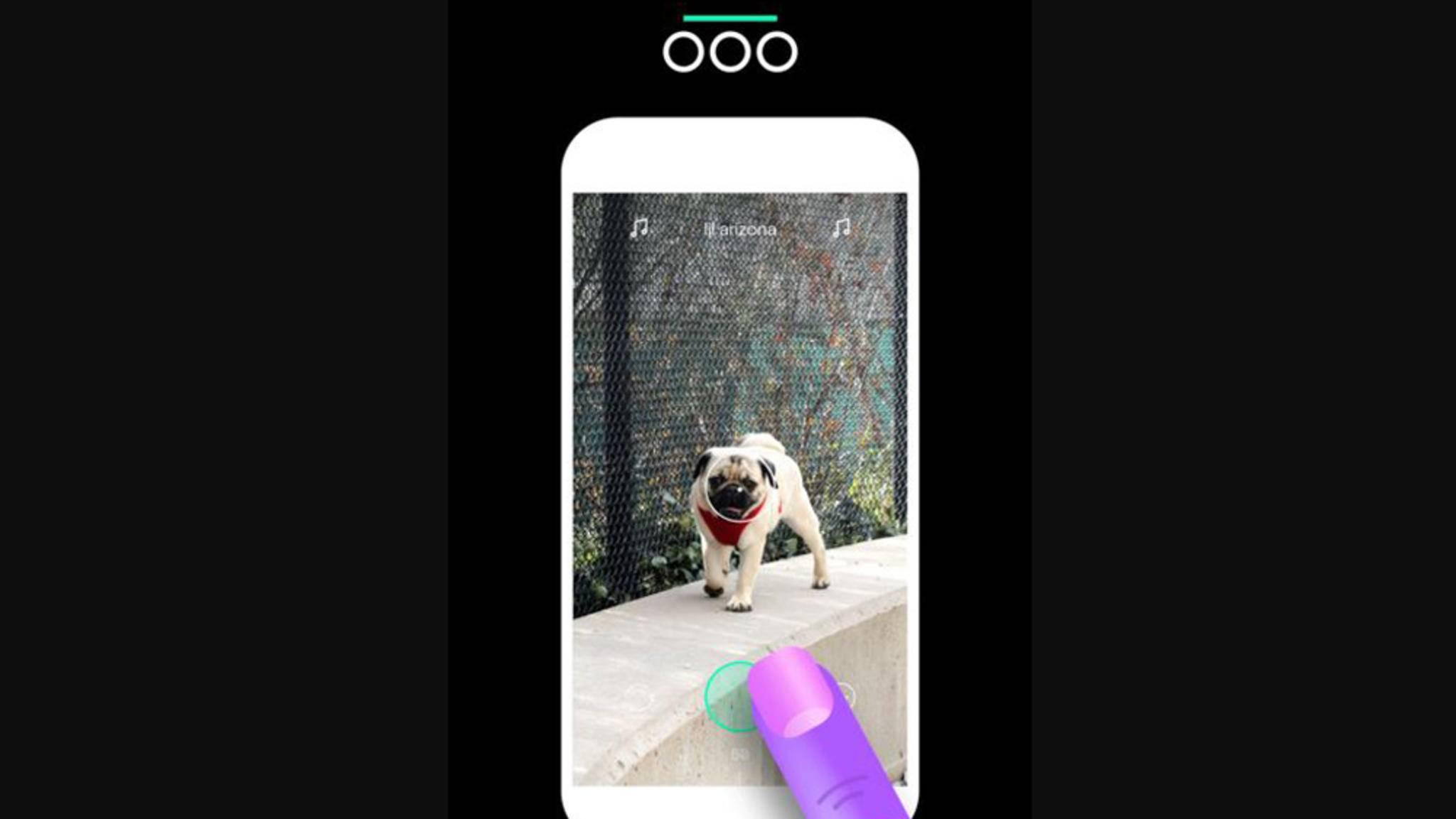 OOO soll keine perfekten Ergebnisse liefern, sondern vor allem Spaß beim Zoomen machen.