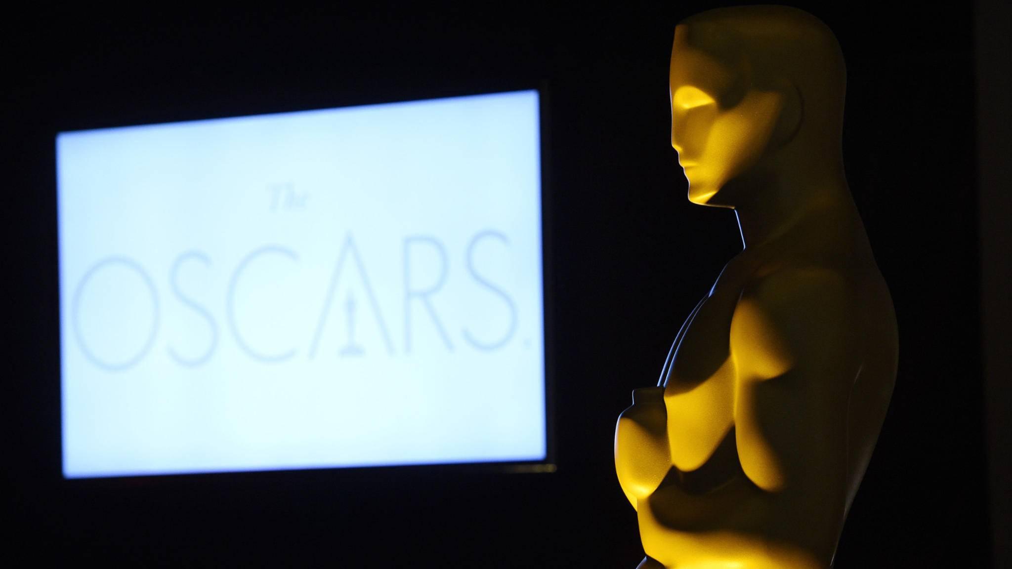 "Heute Nacht heißt es wieder: ""And the Oscar goes to..."""
