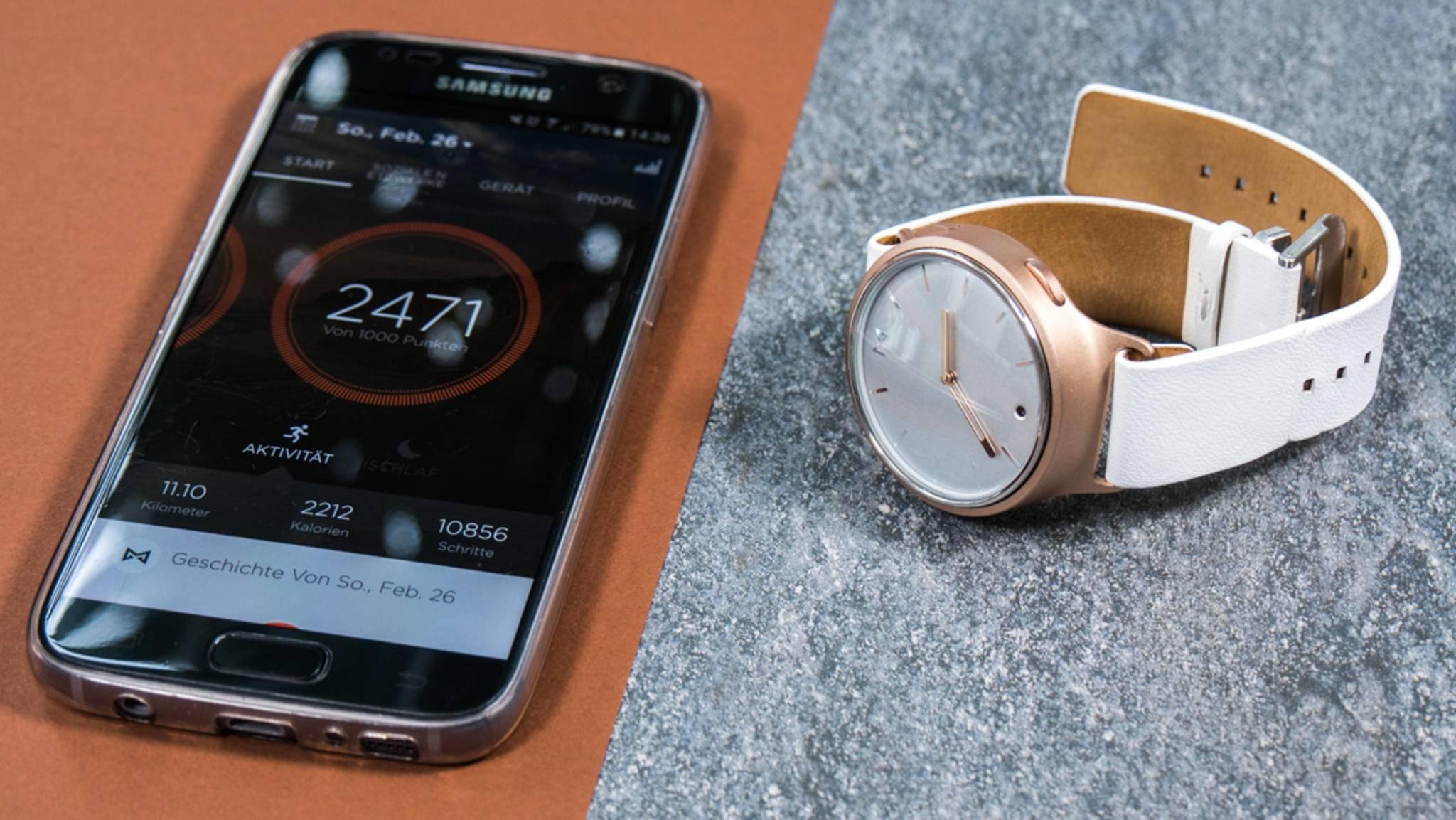 Fitness-Tracker und Smartwatches bleiben weiterhin heiß begehrt.