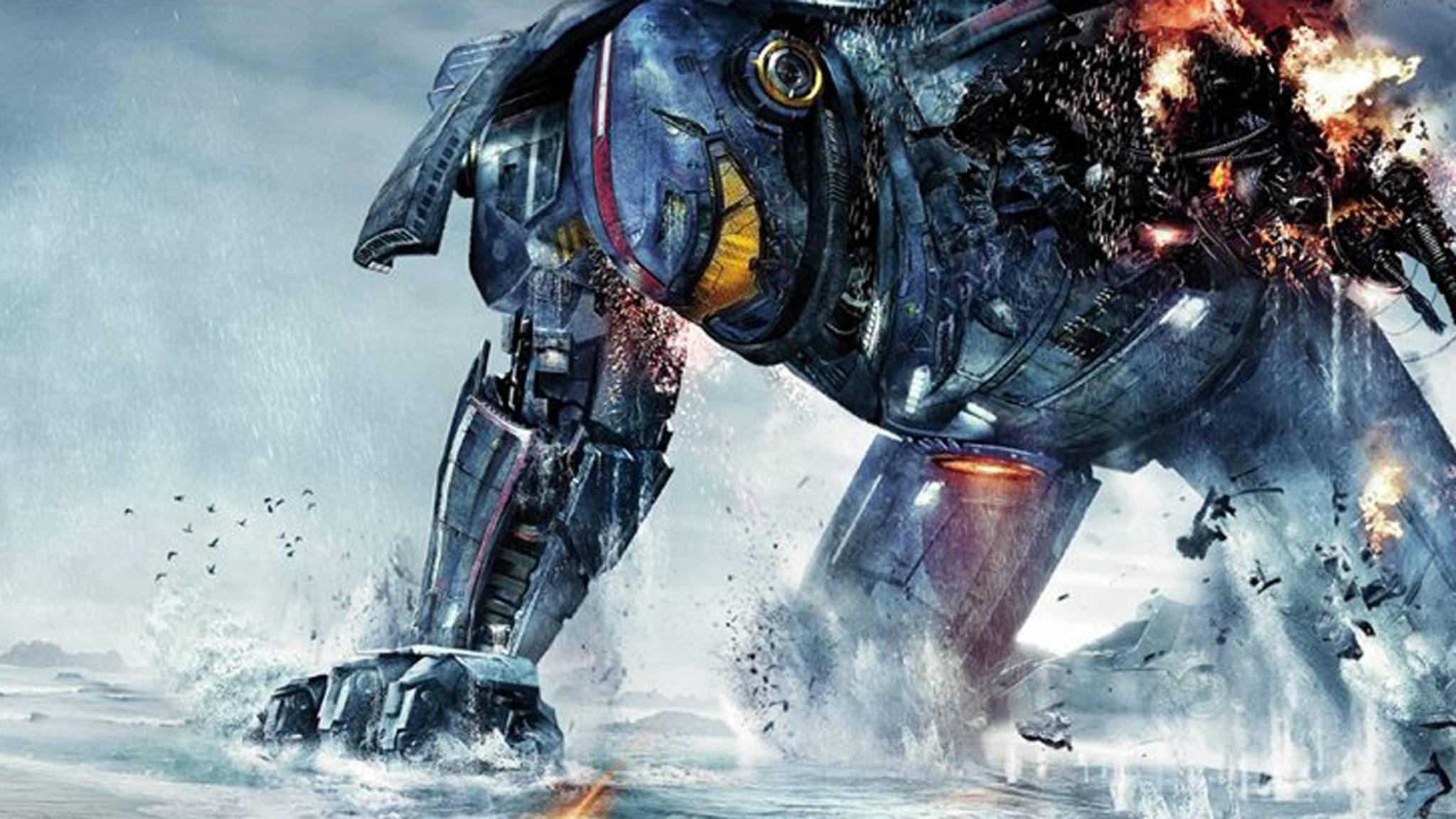 Im Februar 2018 nehmen die Jaeger wieder den Kampf gegen die Kaiju auf!