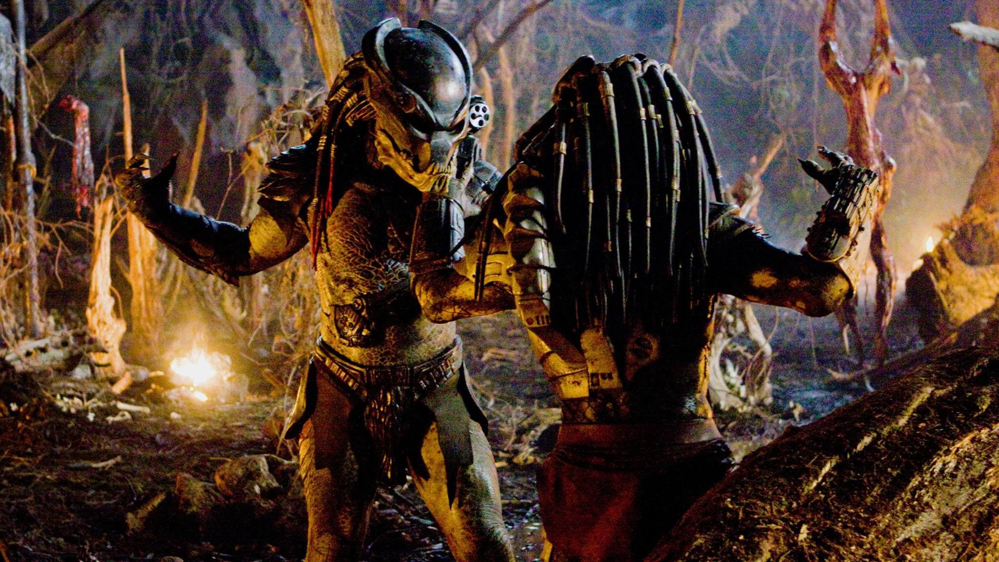 """Shane Blacks """"The Predator"""" lässt die außerirdischen Killer sieben Jahre nach """"Predators"""" wiederauferstehen."""