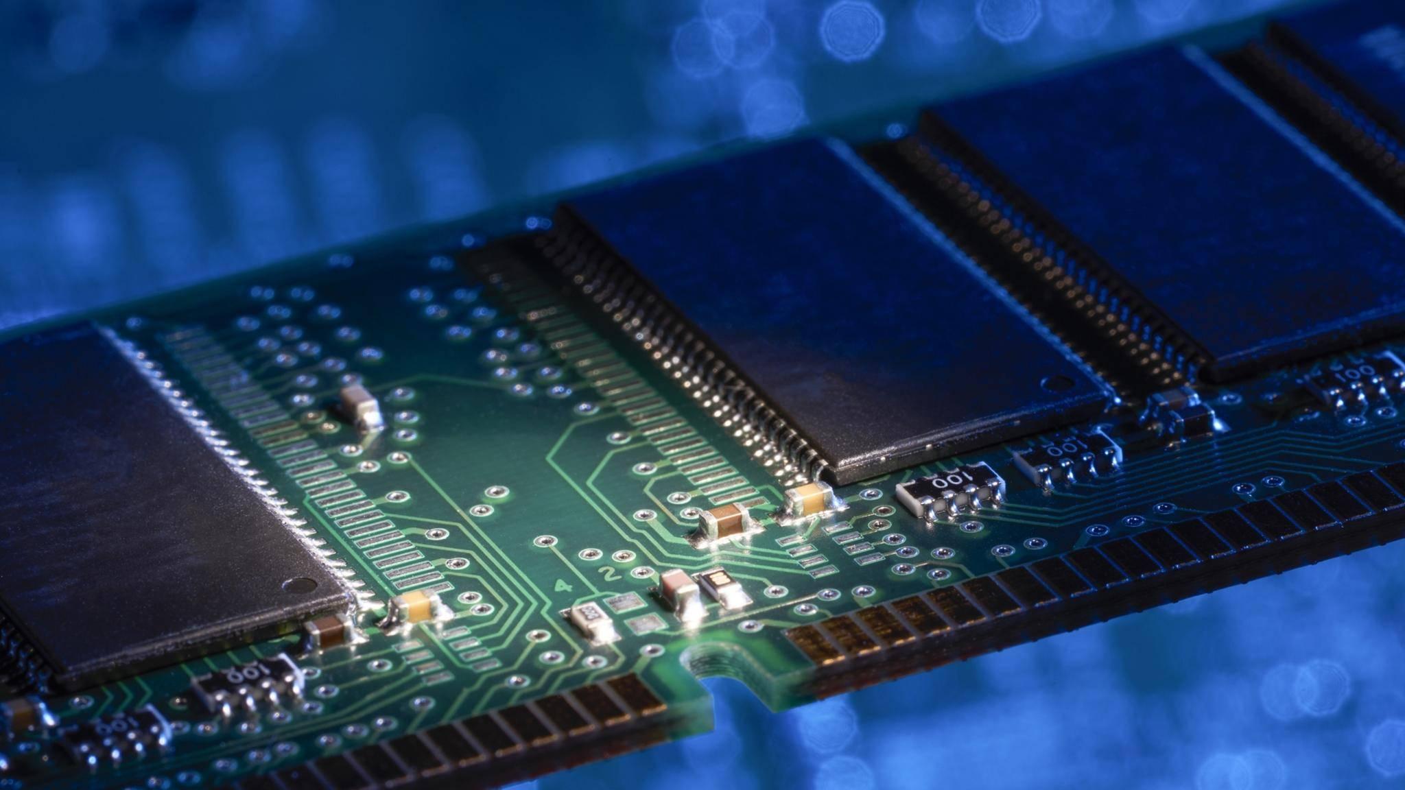 Der Unterschied zwischen DDR3- und DDR4-RAM ist nicht offensichtlich.