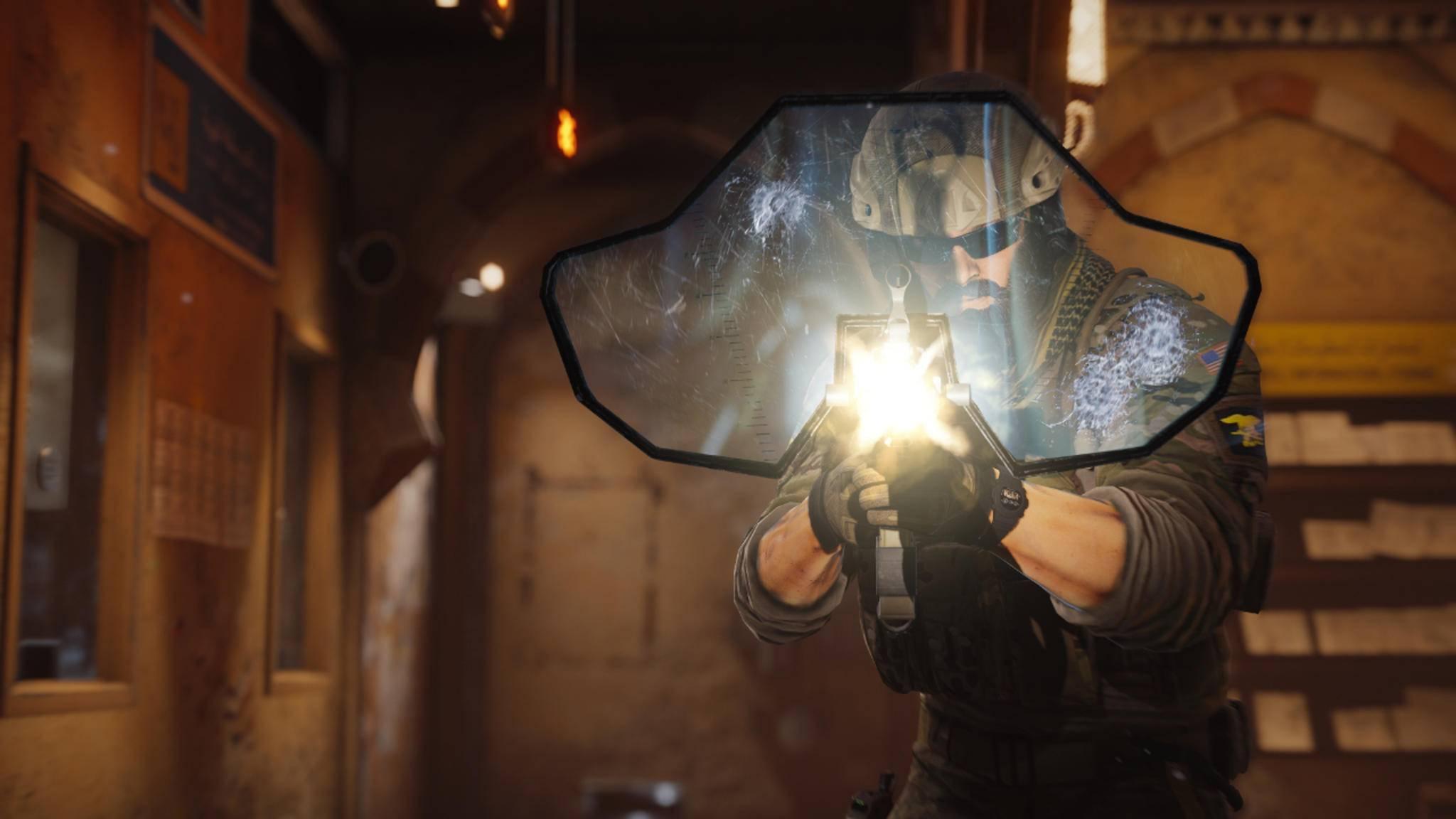 """Ubisoft versorgt """"Rainbow Six: Siege"""" weiterhin fleißig mit DLCs."""