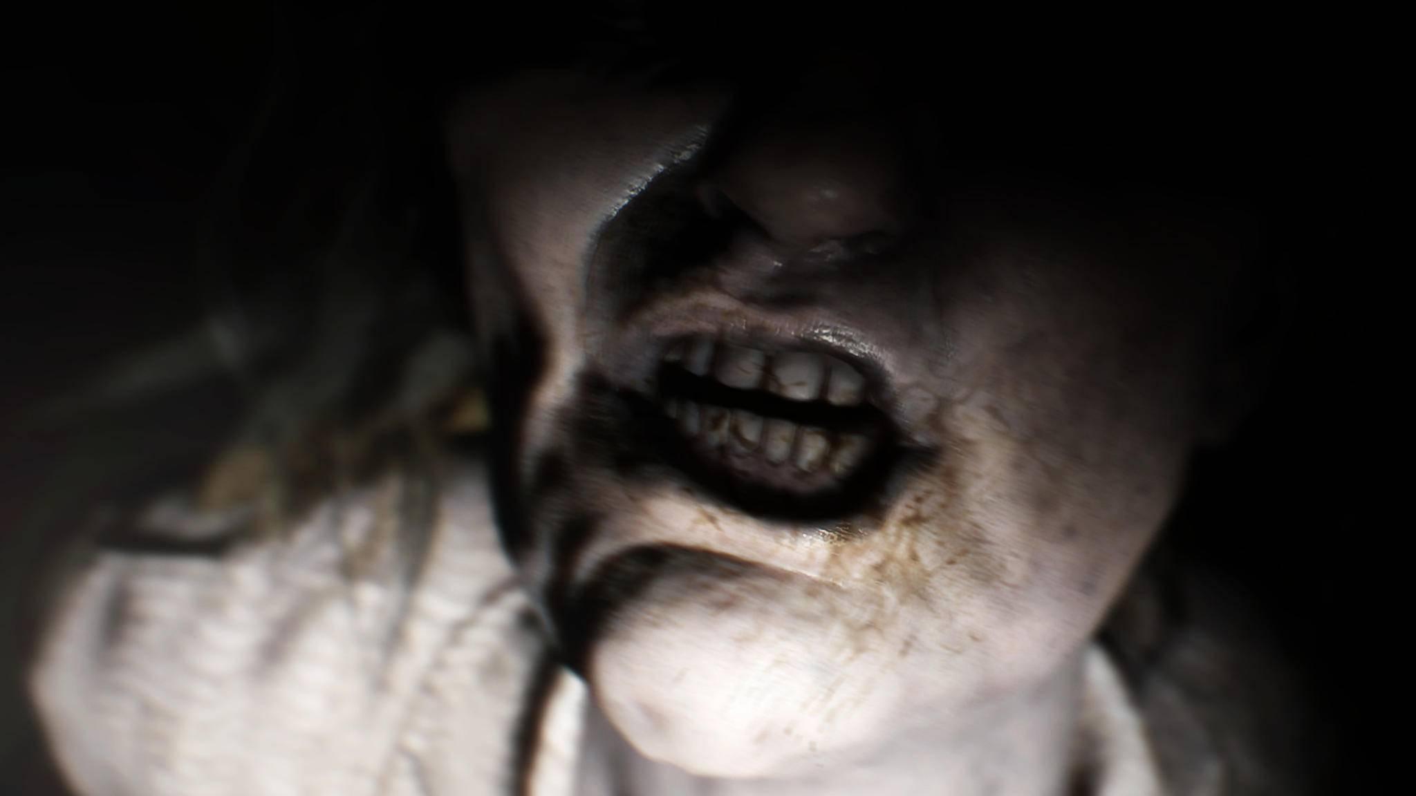 """So sah der Horror noch in """"Resident Evil 7"""" aus."""