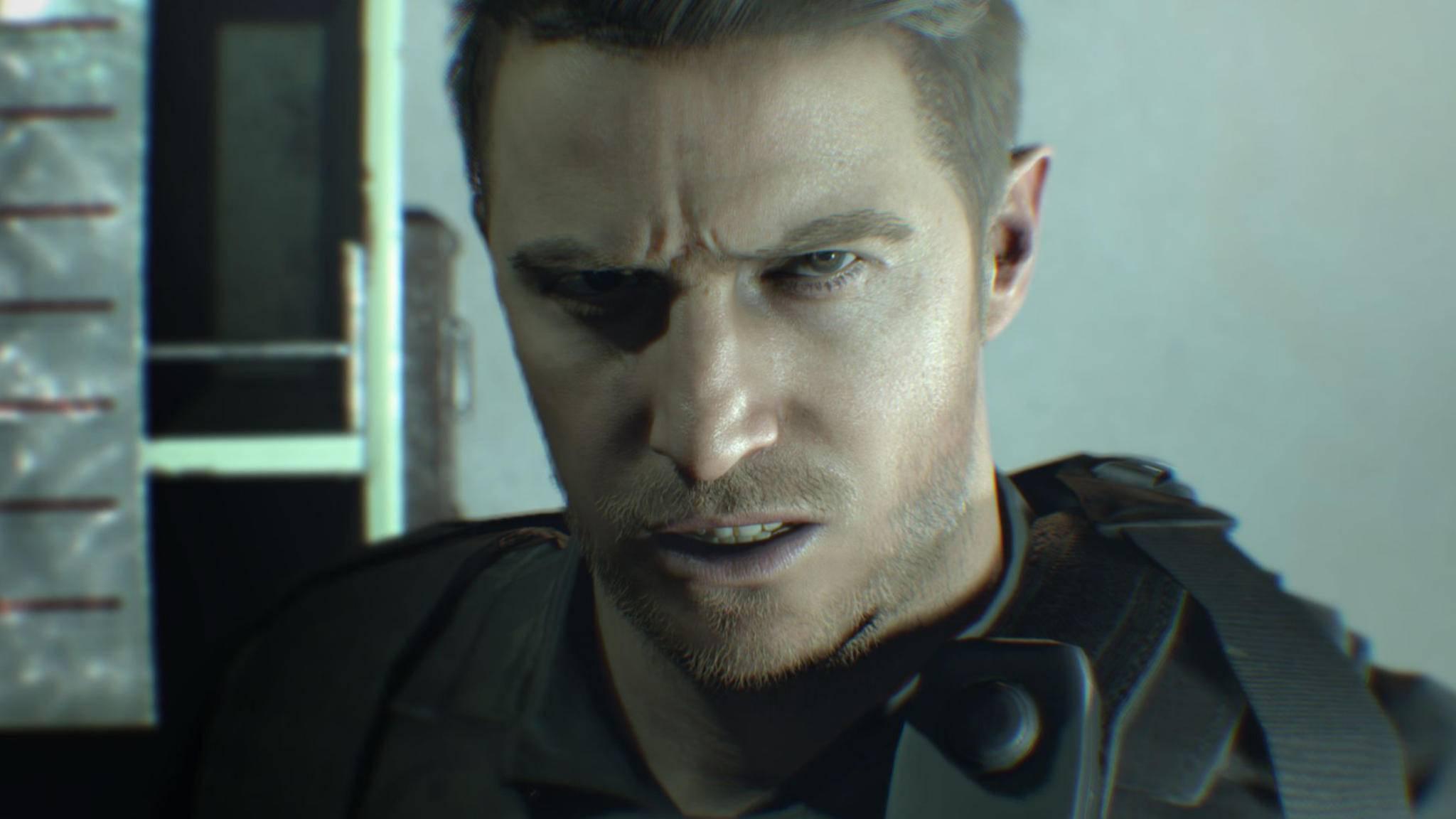 """Der nächste """"Resident Evil 7: Biohazard""""-DLC kommt mit Chris Redfield in der Hauptrolle."""
