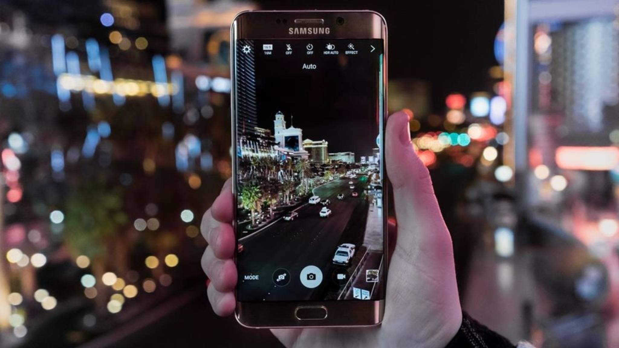Die Galaxy S6-Reihe soll schon bald Android 7.0 bekommen.