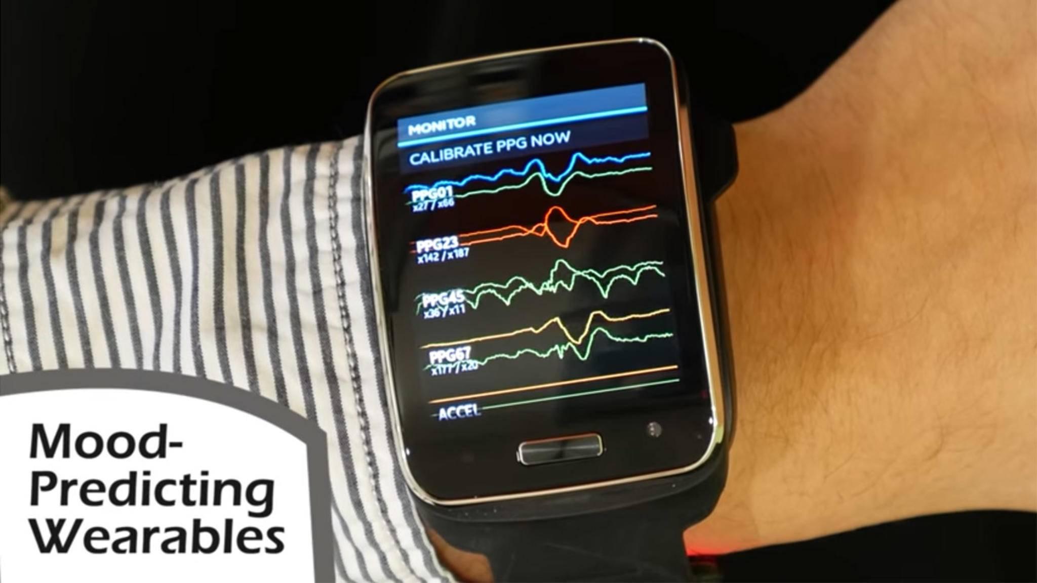 Mit dieser Smartwatch soll künftig Sarkasmus ganz einfach zu erkennen sein.