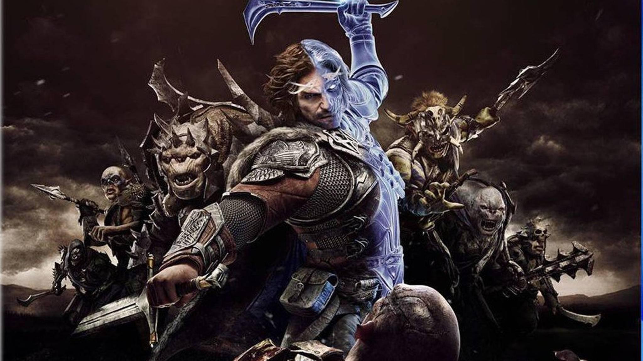 """Private Feindschaften mit Ork-Bossen kannst Du dank einer neuen Funktion in """"Mittelerde: Mordors Schatten"""" auch im Sequel weiterführen."""