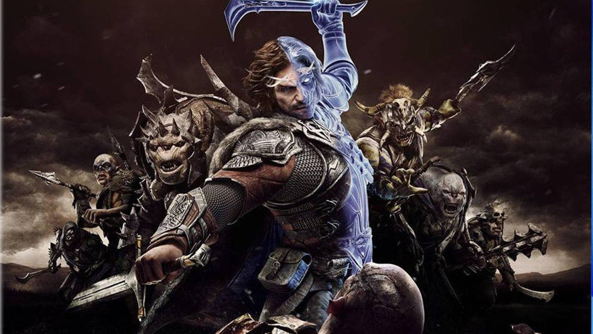 Shadow of War Mordor Mittelerde