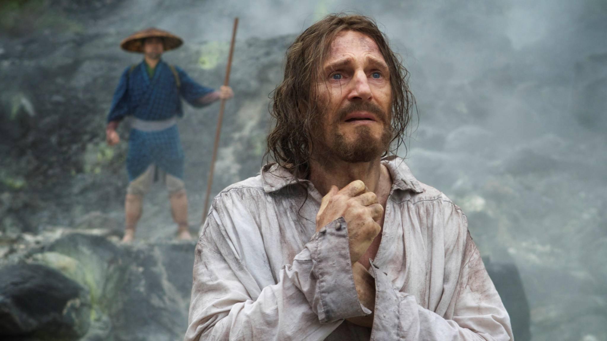 """Starkes Glaubensdrama von Martin Scorsese: """"Silence"""" ist nicht für jeden Kinogänger das Richtige."""