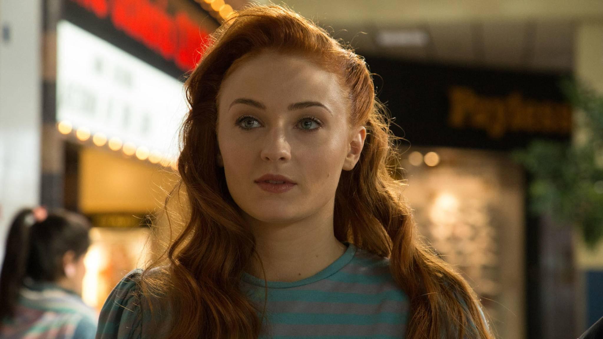 """Sophie Turner ist in """"X-Men: Supernova"""" offenbar wieder mit von der Partie."""