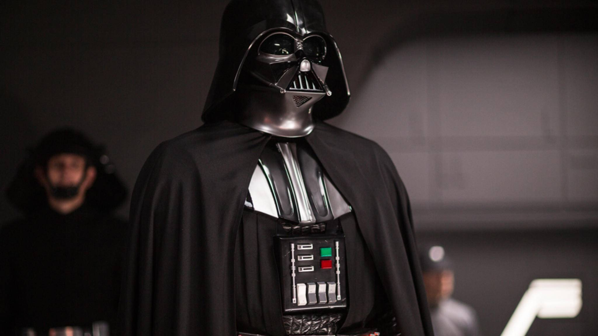 """Auch Darth Vader dürfte bei einer neuen """"Star Wars""""-Parodie nicht vor Seitenhieben sicher sein."""