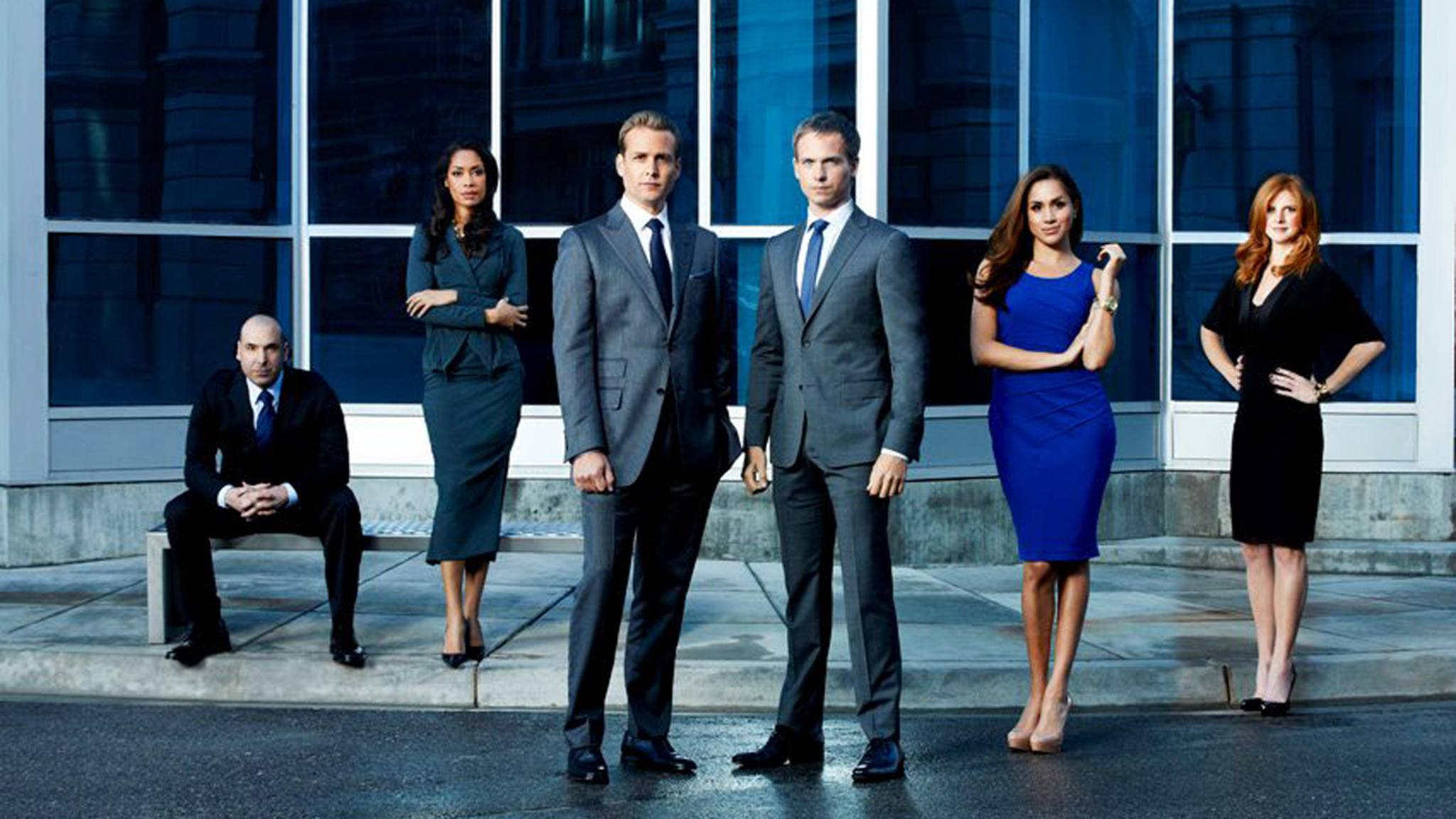 """Wer Anwaltsserien mag, wird """"Suits"""" lieben. Mit insgesamt sechs Staffeln bietet die US-Serie auch genug Material zum Bingewatchen."""