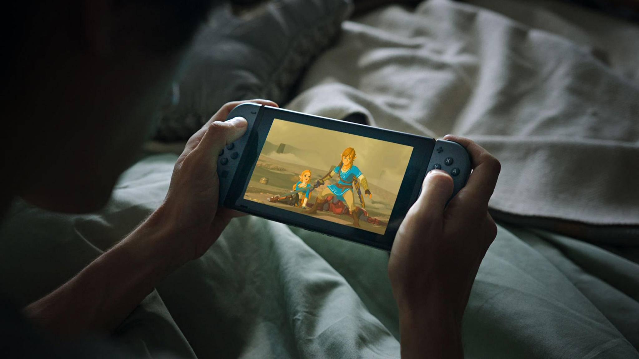 Erscheint zwar erst am 3. März, doch ein glücklicher Gamer erhielt die Nintendo Switch bereits in dieser Woche.