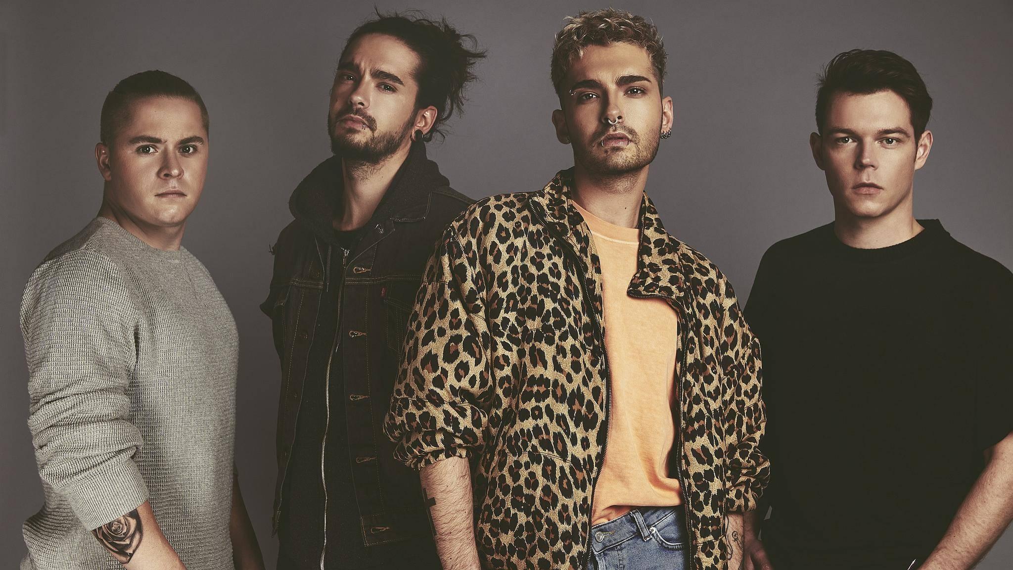 """Tokio Hotel haben sich für das Album """"Dream Machine"""" wieder neu erfunden."""