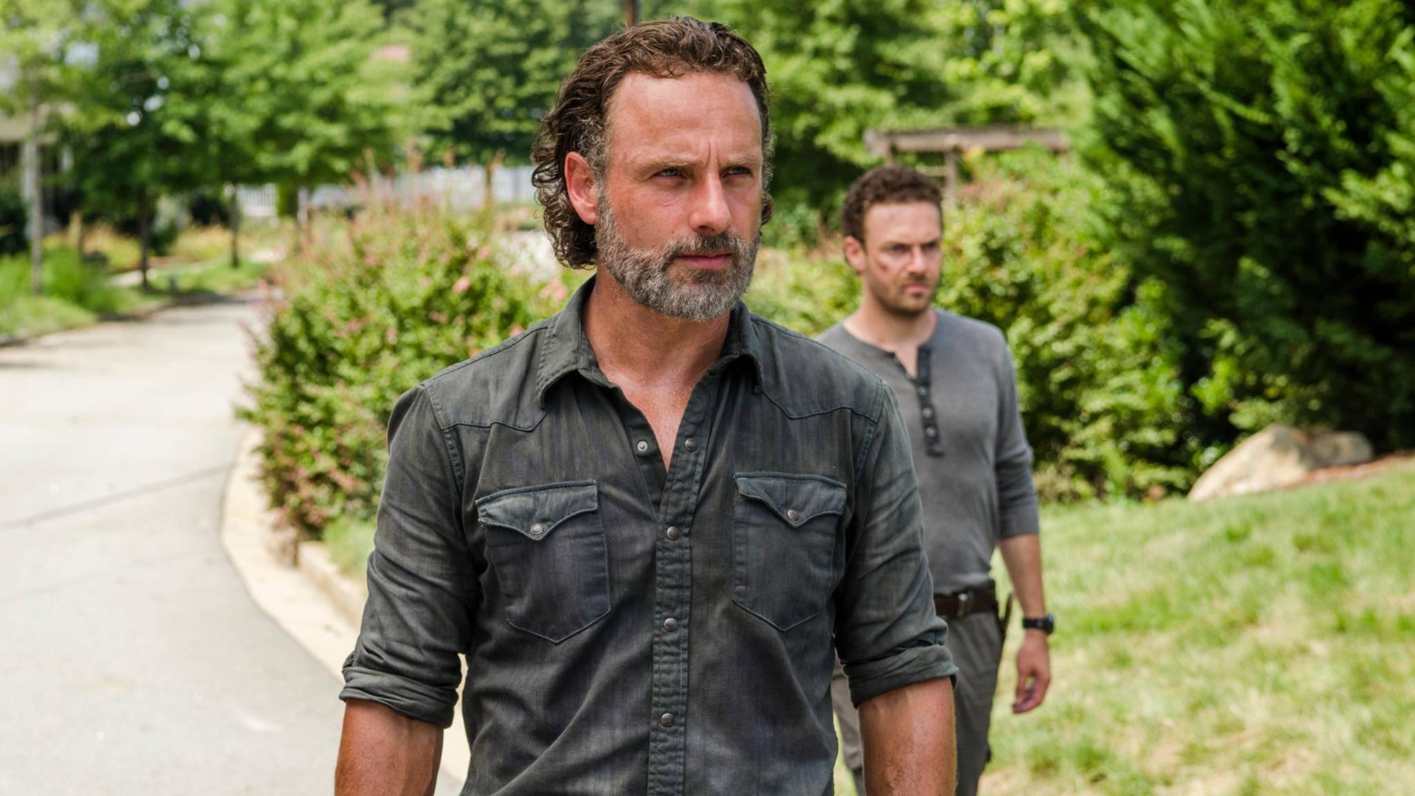 Bekommt Rick in Staffel 8 Unterstützung durch einen neuen Charakter?