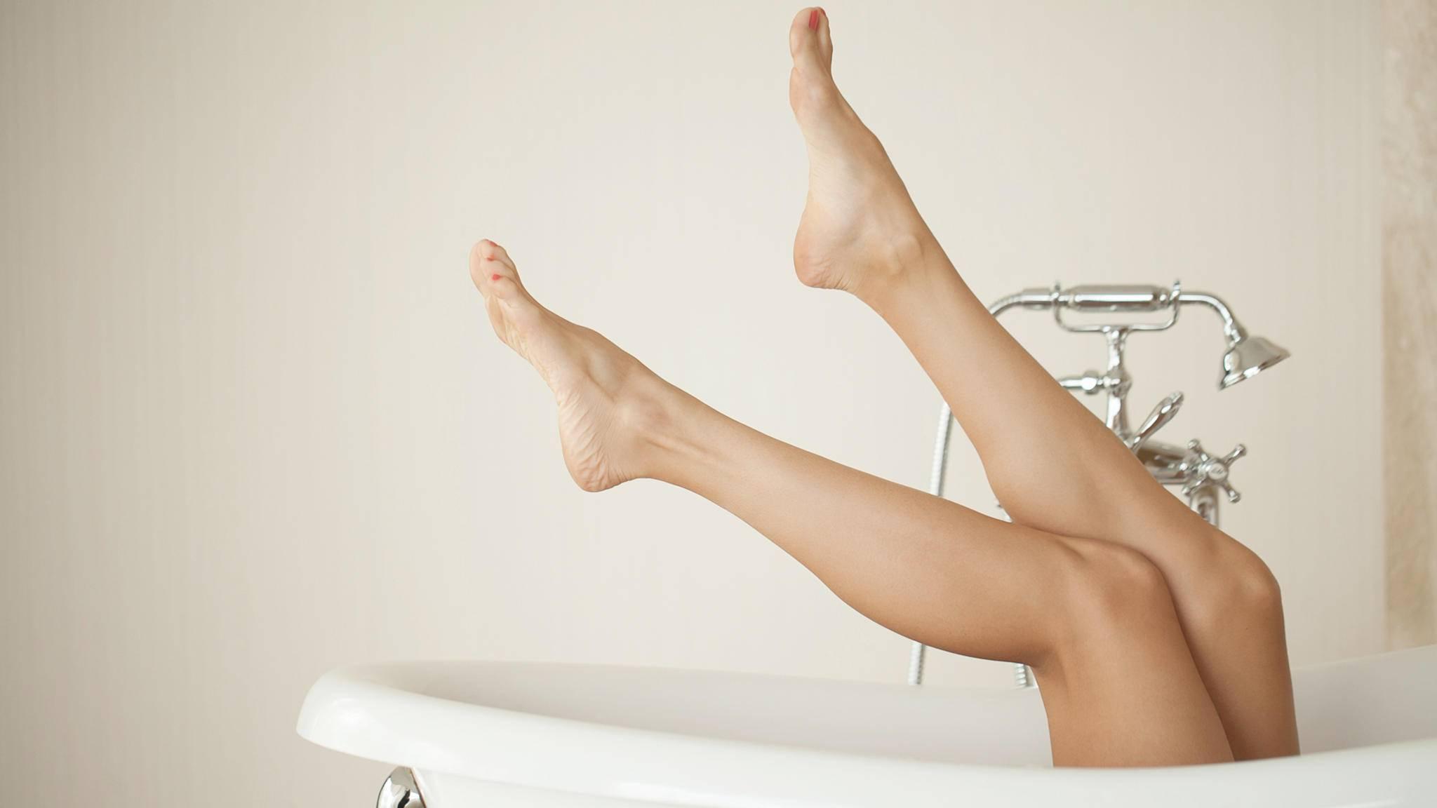 Ihre Badewanne wurde für eine Frau zur echten Falle.