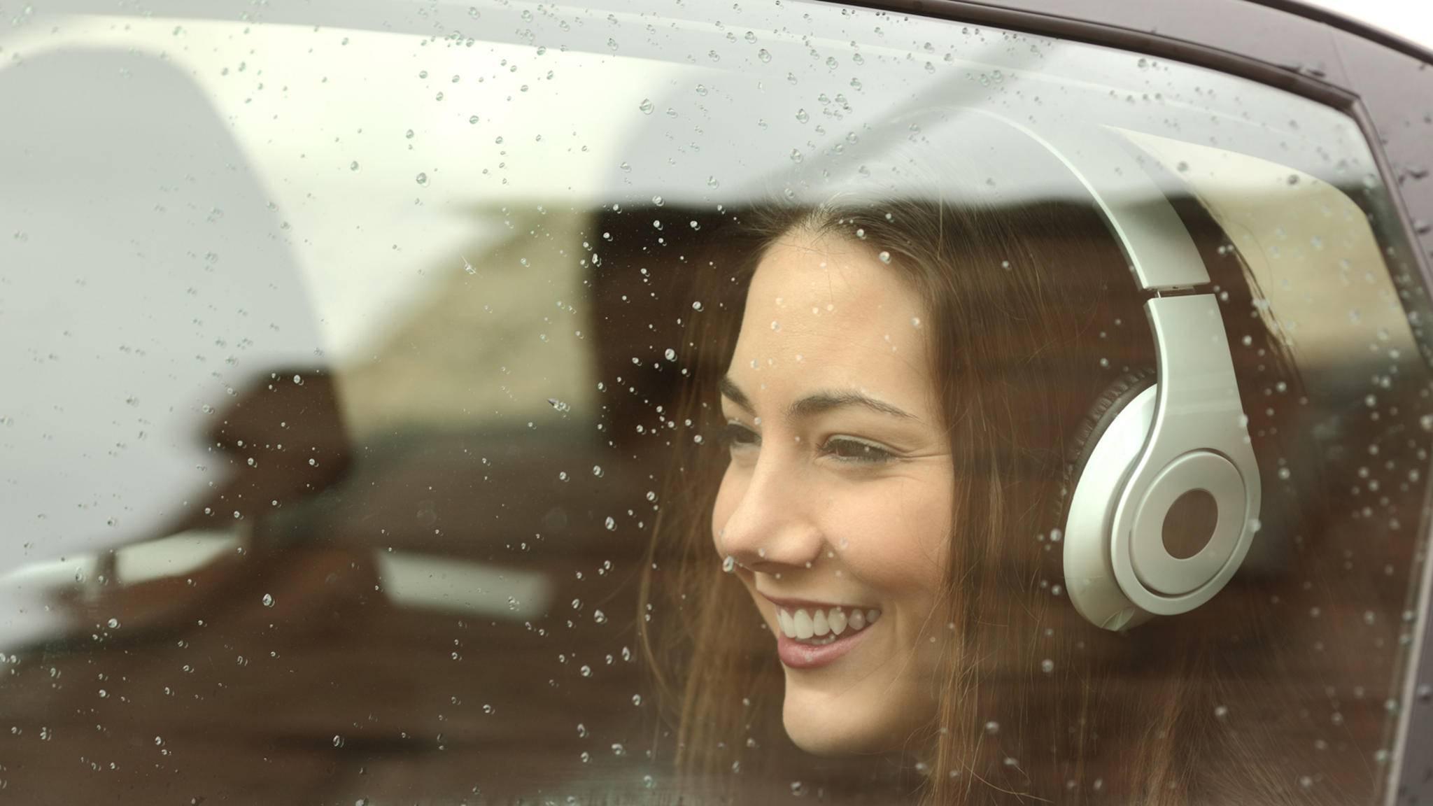 Was ist der beste Soundtrack für Regenwetter? Climatune hat ein paar Vorschläge...