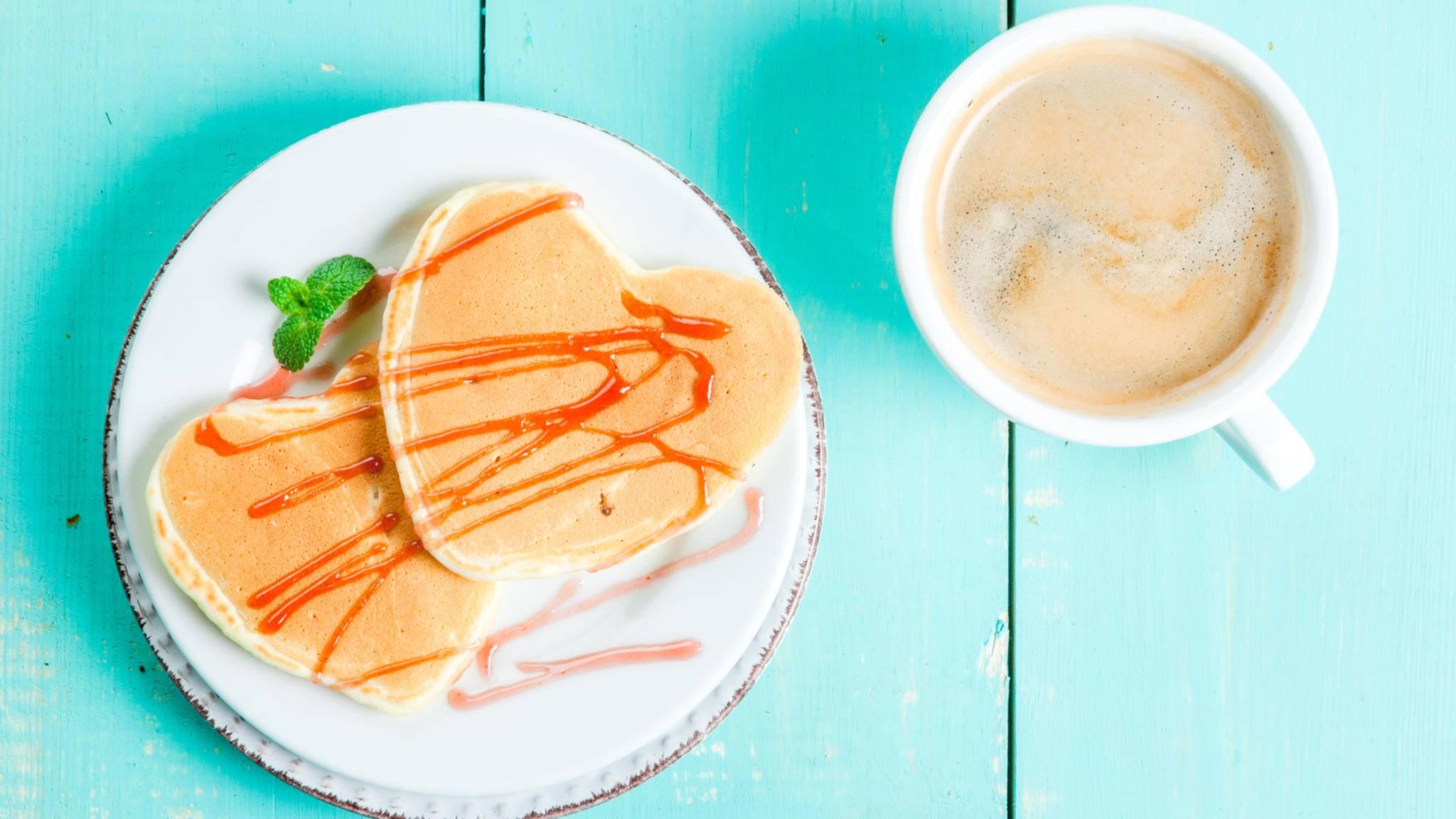 Mit Liebe und unseren acht Tipps gemachte Pancakes schmecken einfach besser!