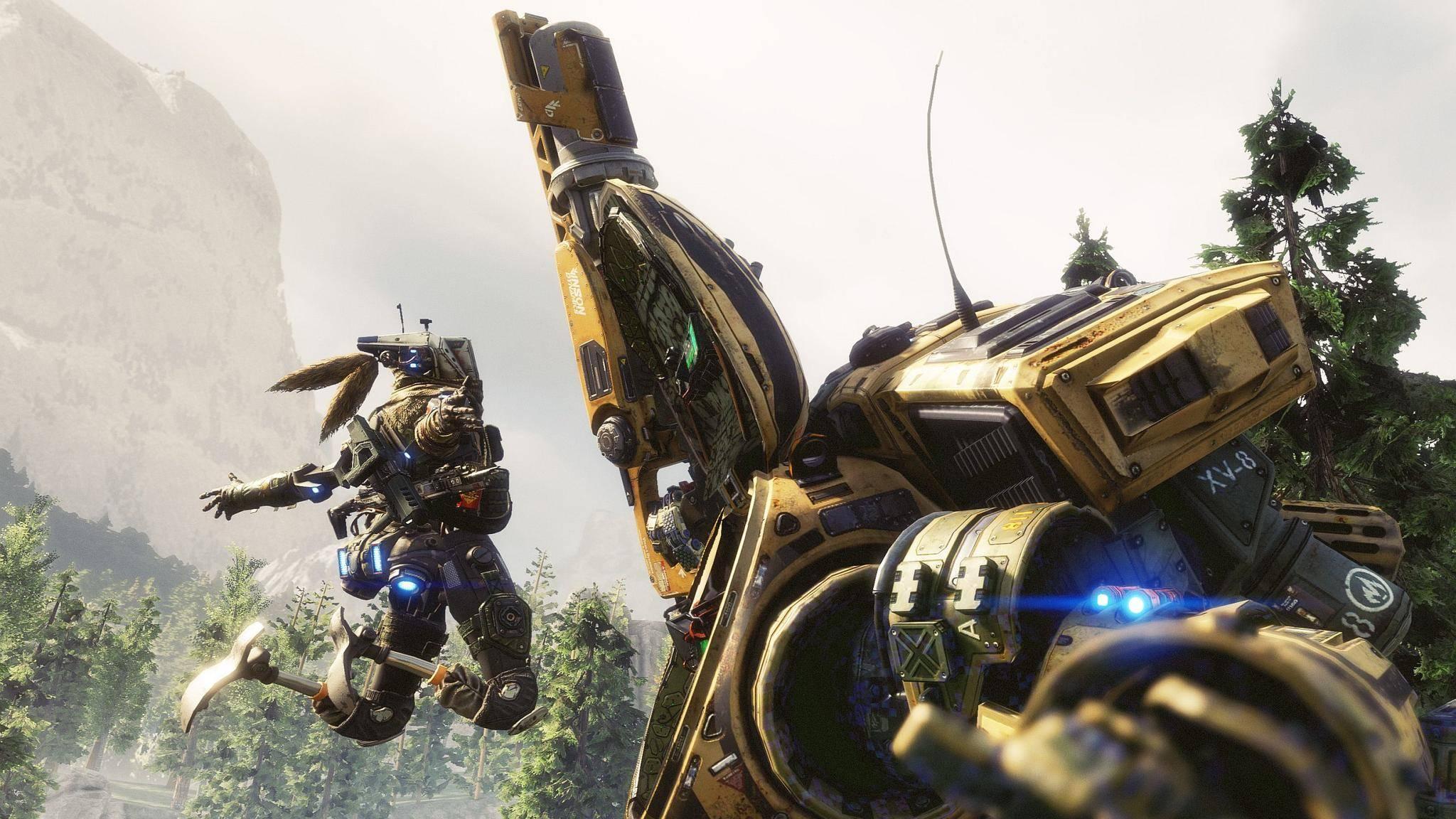 """Titanfall"" als Free-to-play-Game? Genau das plant angeblich EA."